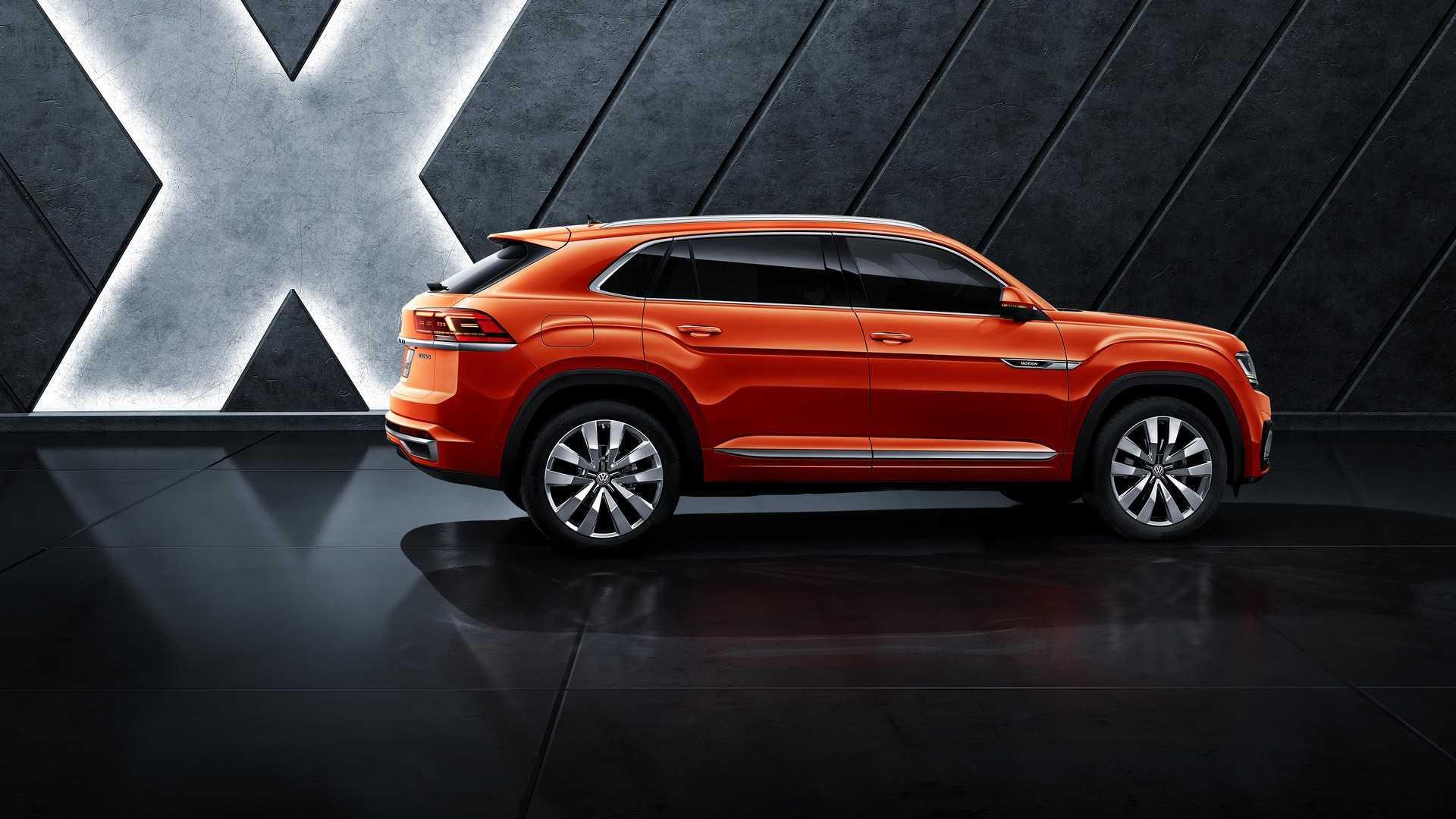 2020 Volkswagen Teramont X