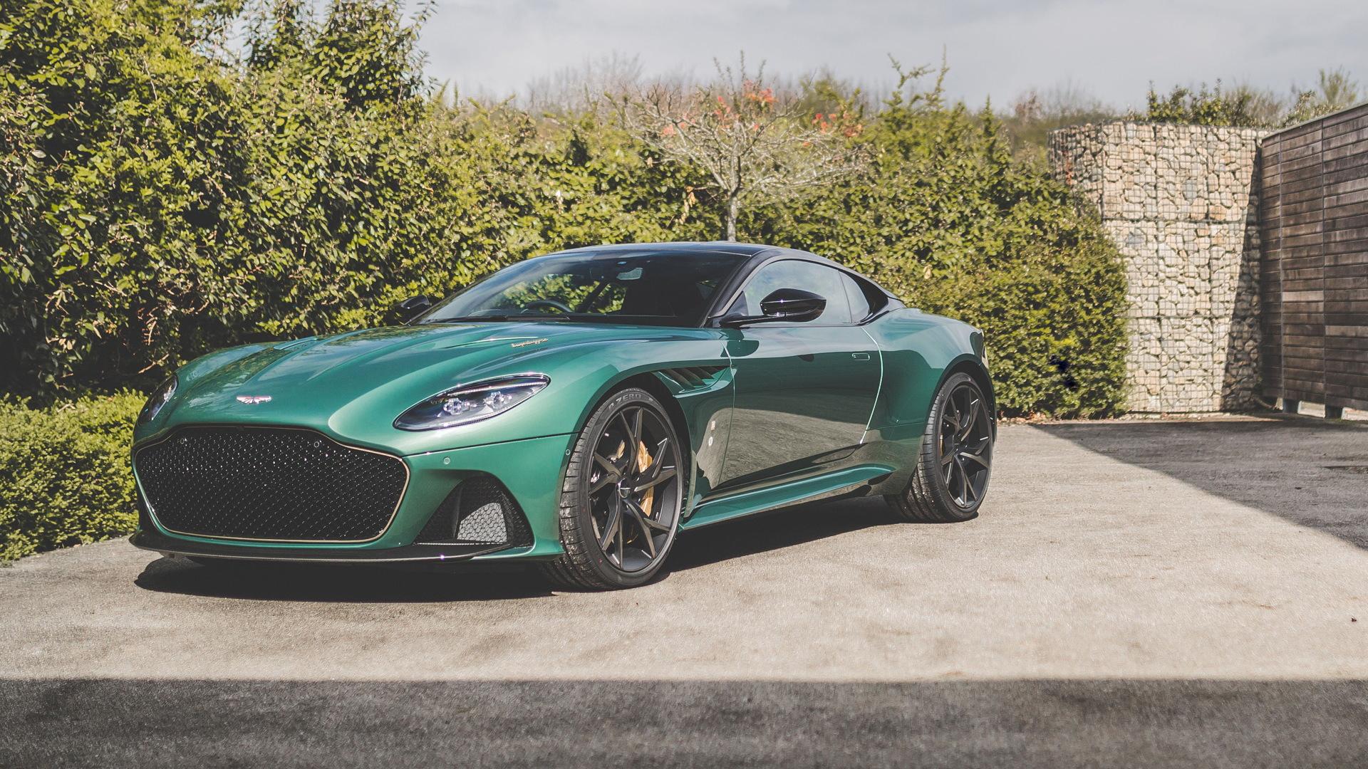 2019 Aston Martin DBS 59