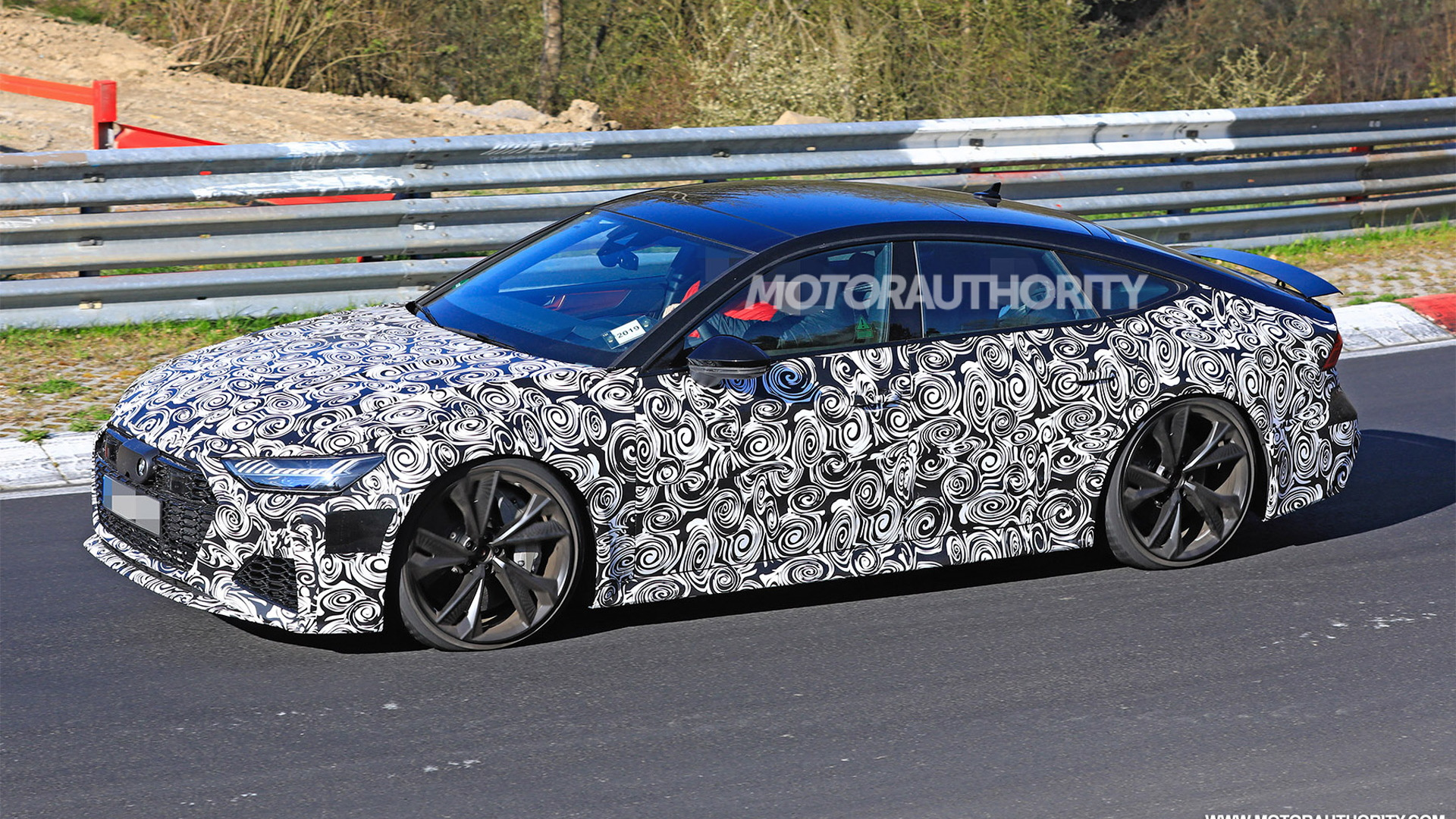 2020 Audi Rs 7 Sportback Spy Shots And Video