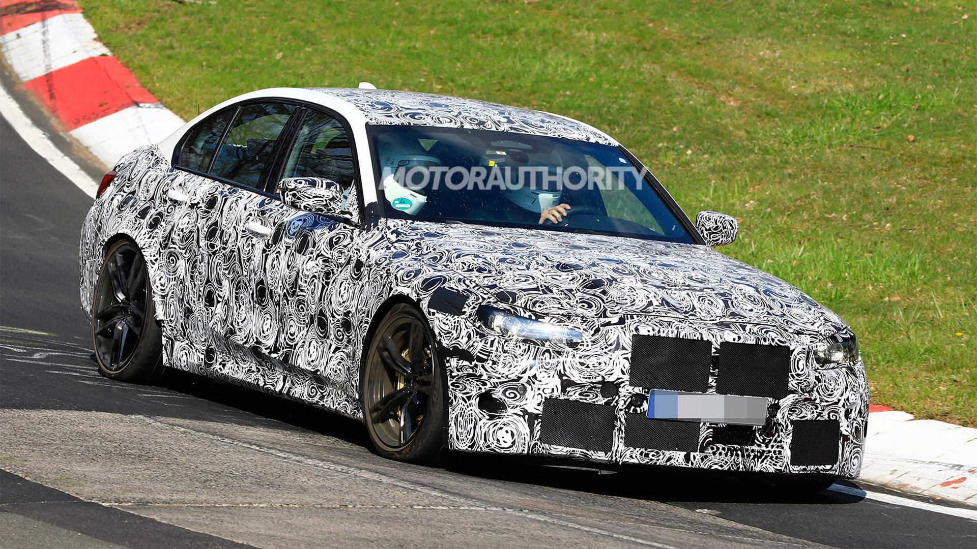 2020 Bmw M3 Spy Shots And Video
