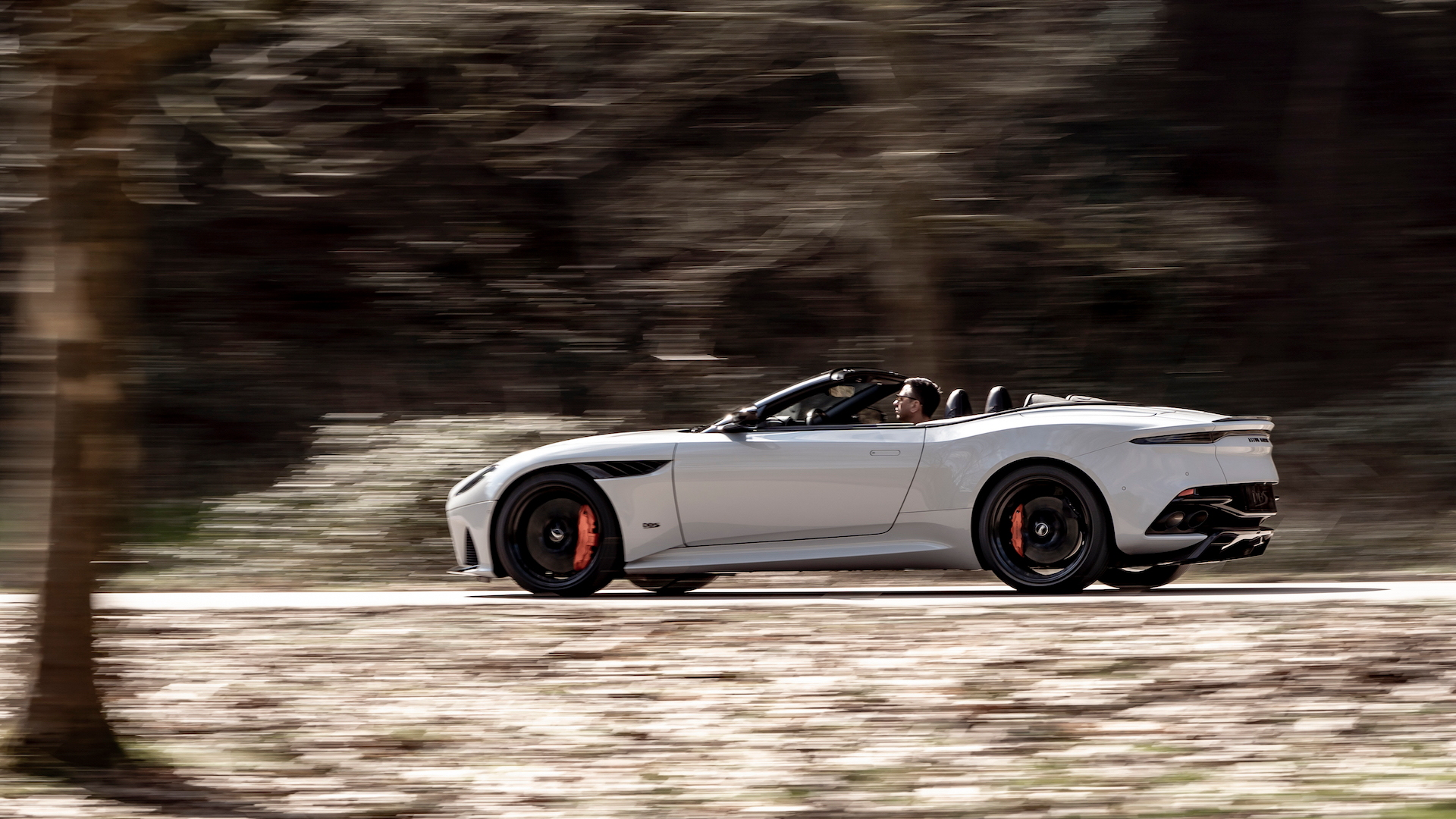 2020 Aston Martin Dbs Superleggera Volante Convertible Is A Symphony Of Speed And Style
