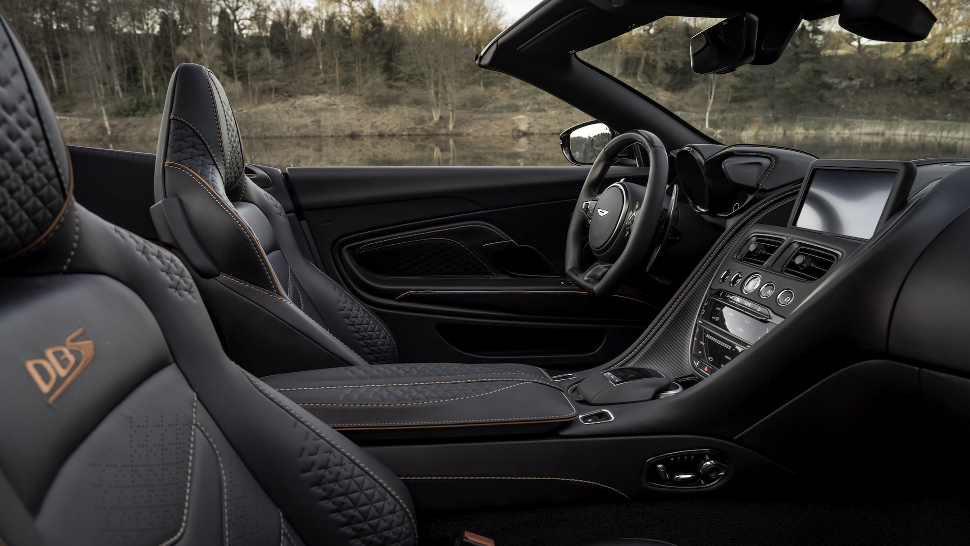 نتيجة بحث الصور عن 2020 Aston Martin DBS Superleggera Supercar Experience