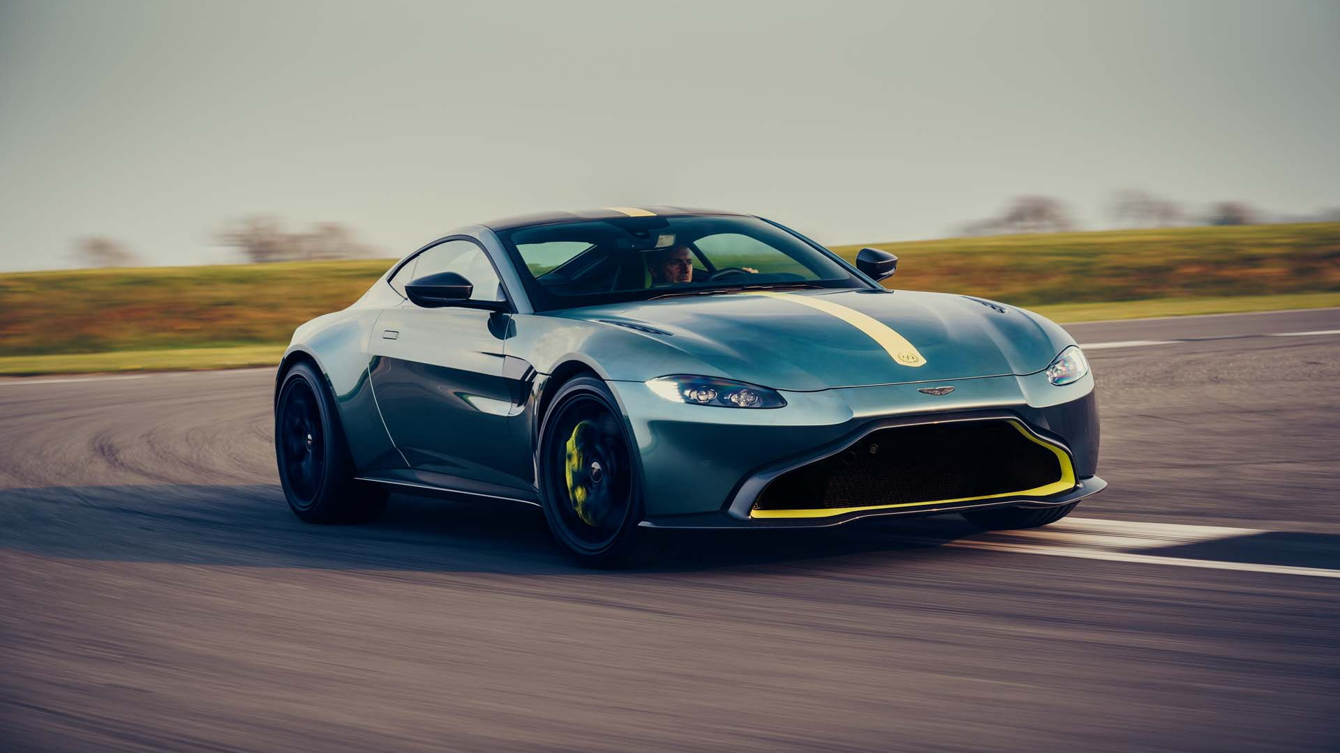 Aston Martin going hyper-limited with Vantage special editions