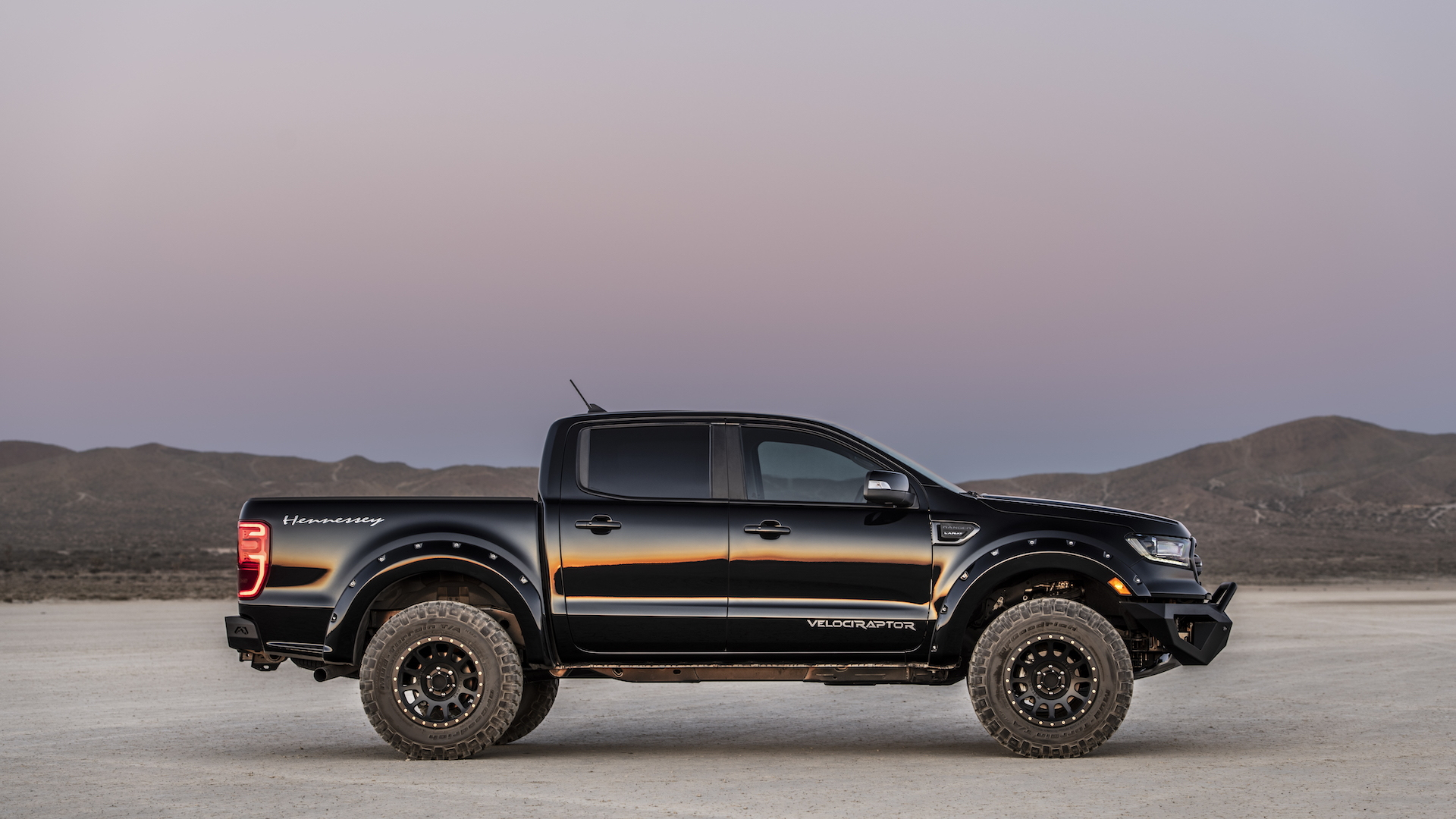 Hennessey Velociraptor Ford Ranger Is Quicker Than An F 150