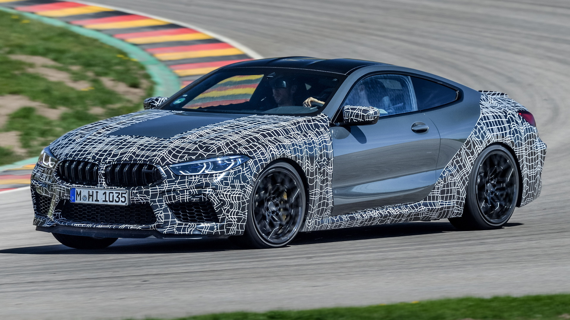 A harder, track focused BMW M8 Competition is coming