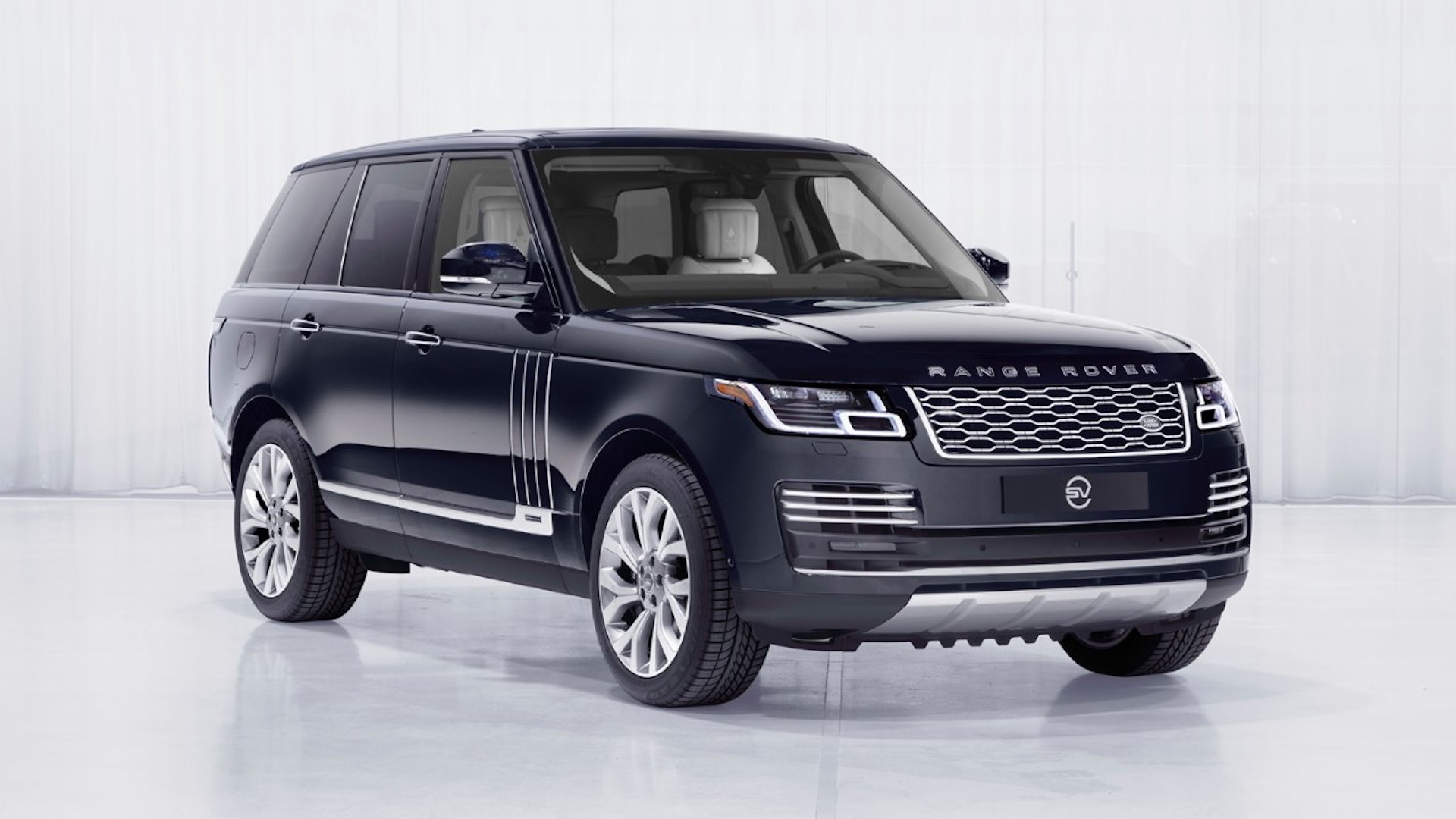 Land Rover Range Rover Astronaut Edition Is For Future