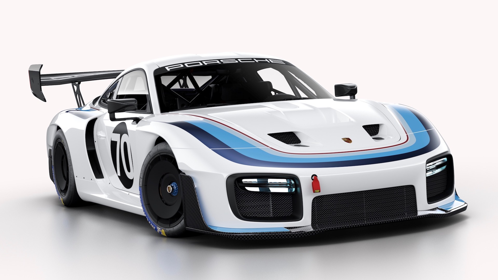Porsche 935 historical livery