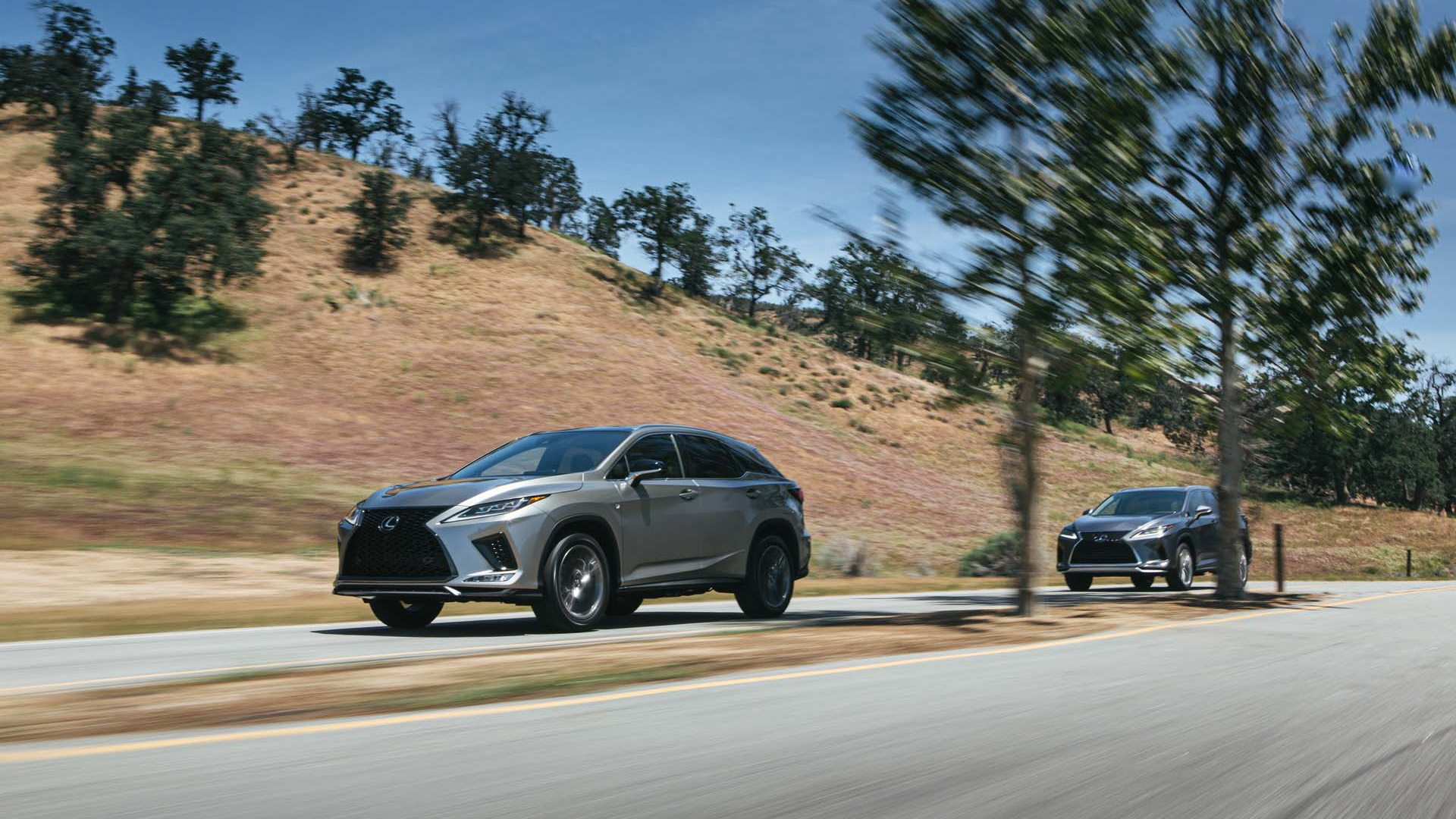 2020 Lexus Rx Gets A Nip A Tuck And A Touchscreen