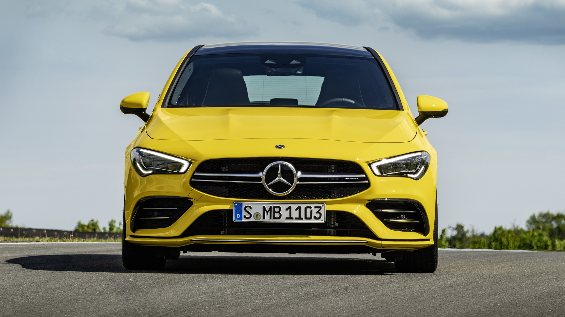 2020 Mercedes-AMG CLA35 Shooting Brake