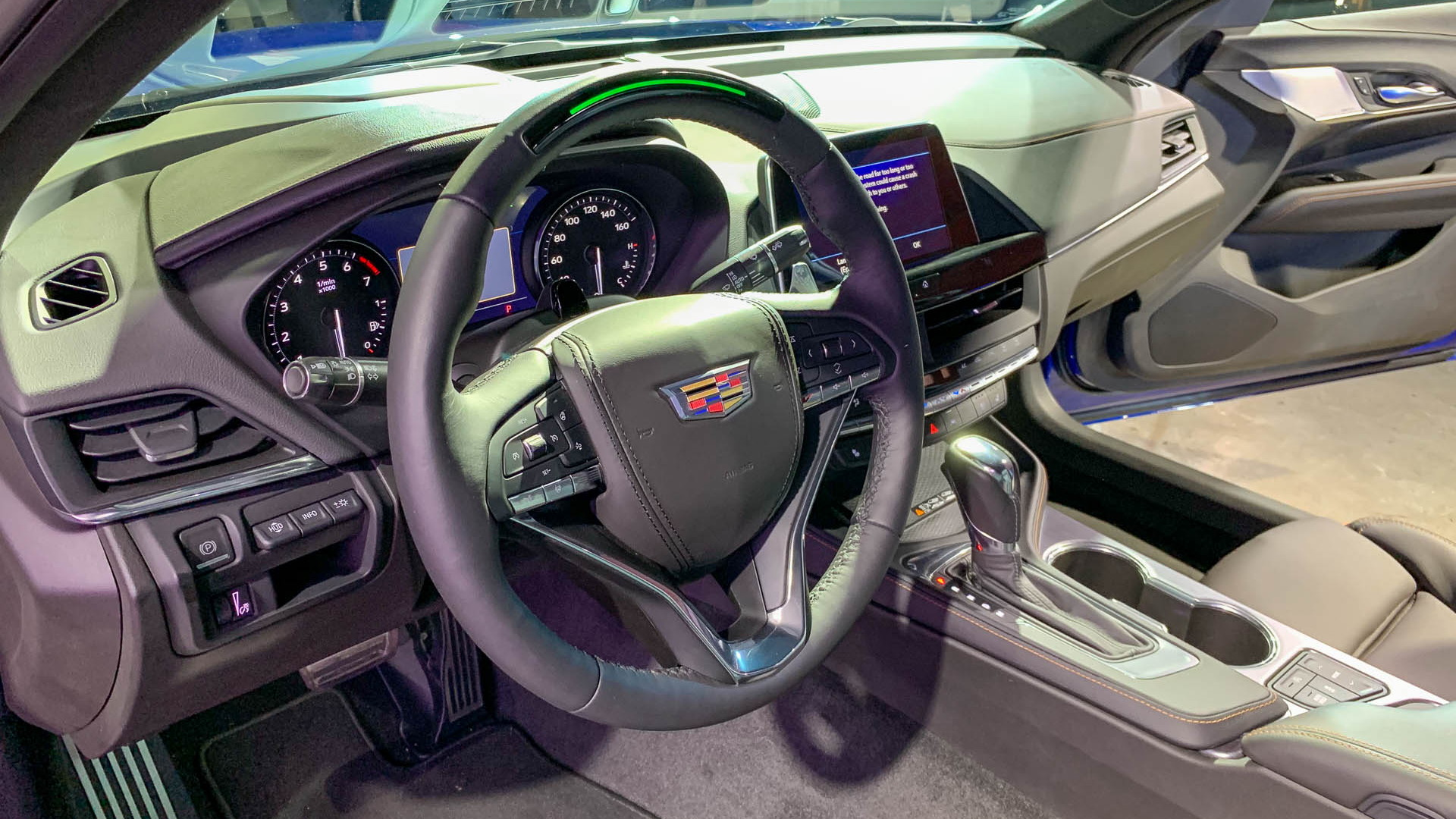 Modestly powered 2020 Cadillac CT4-V arrives as CT5-V's ...