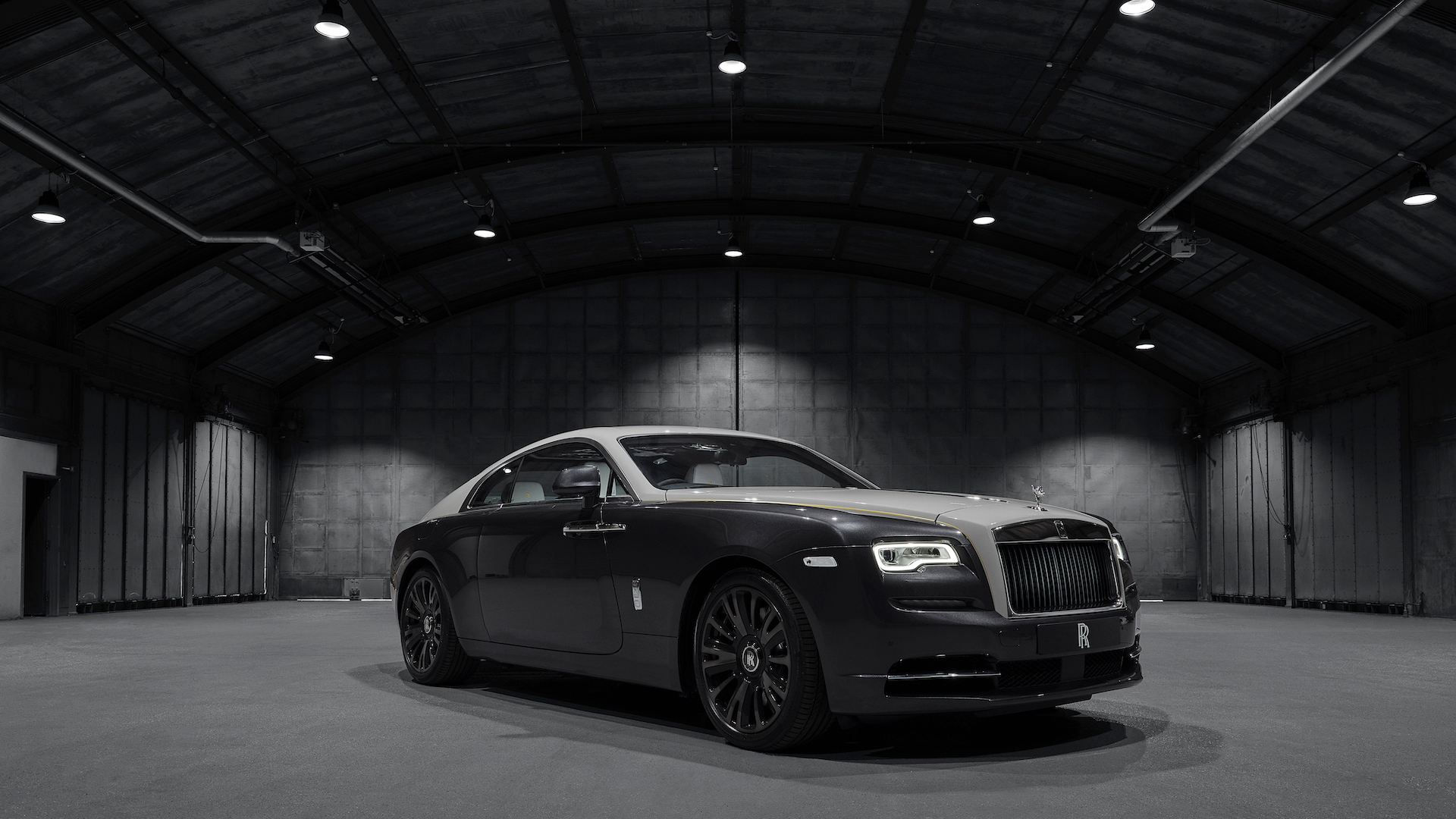 Rolls Royce Wraith Eagle Viii Recalls A 20th Century Milestone