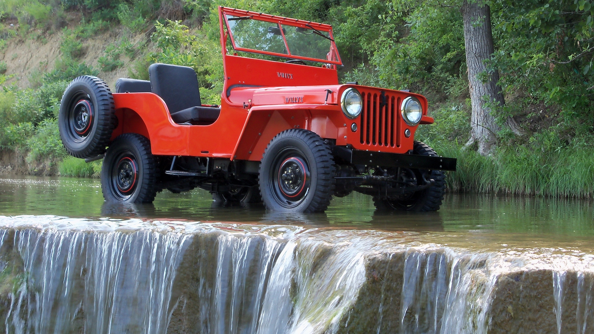 1947 Willys-Overland CJ-2A
