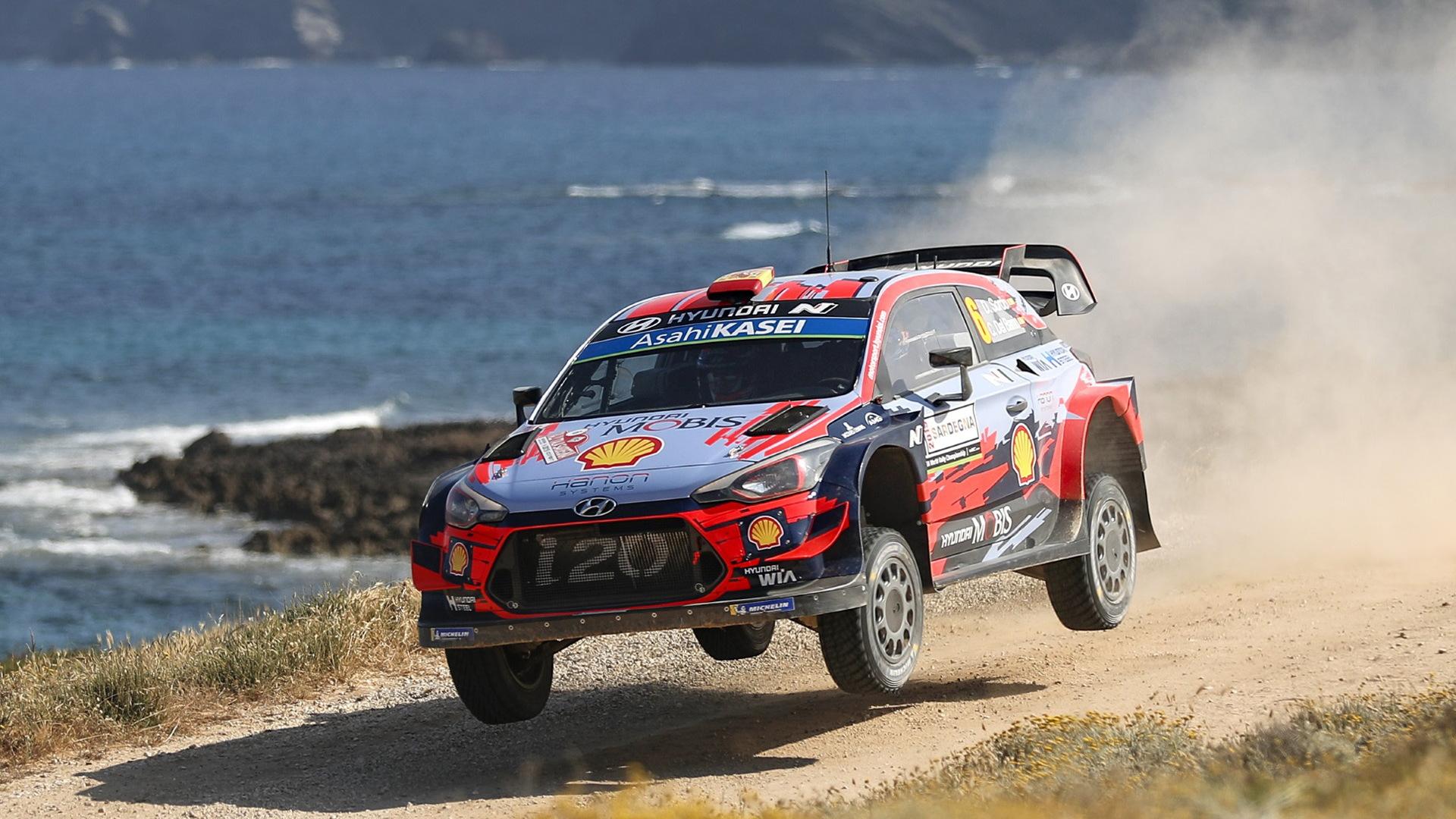 2019 Hyundai i20 WRC