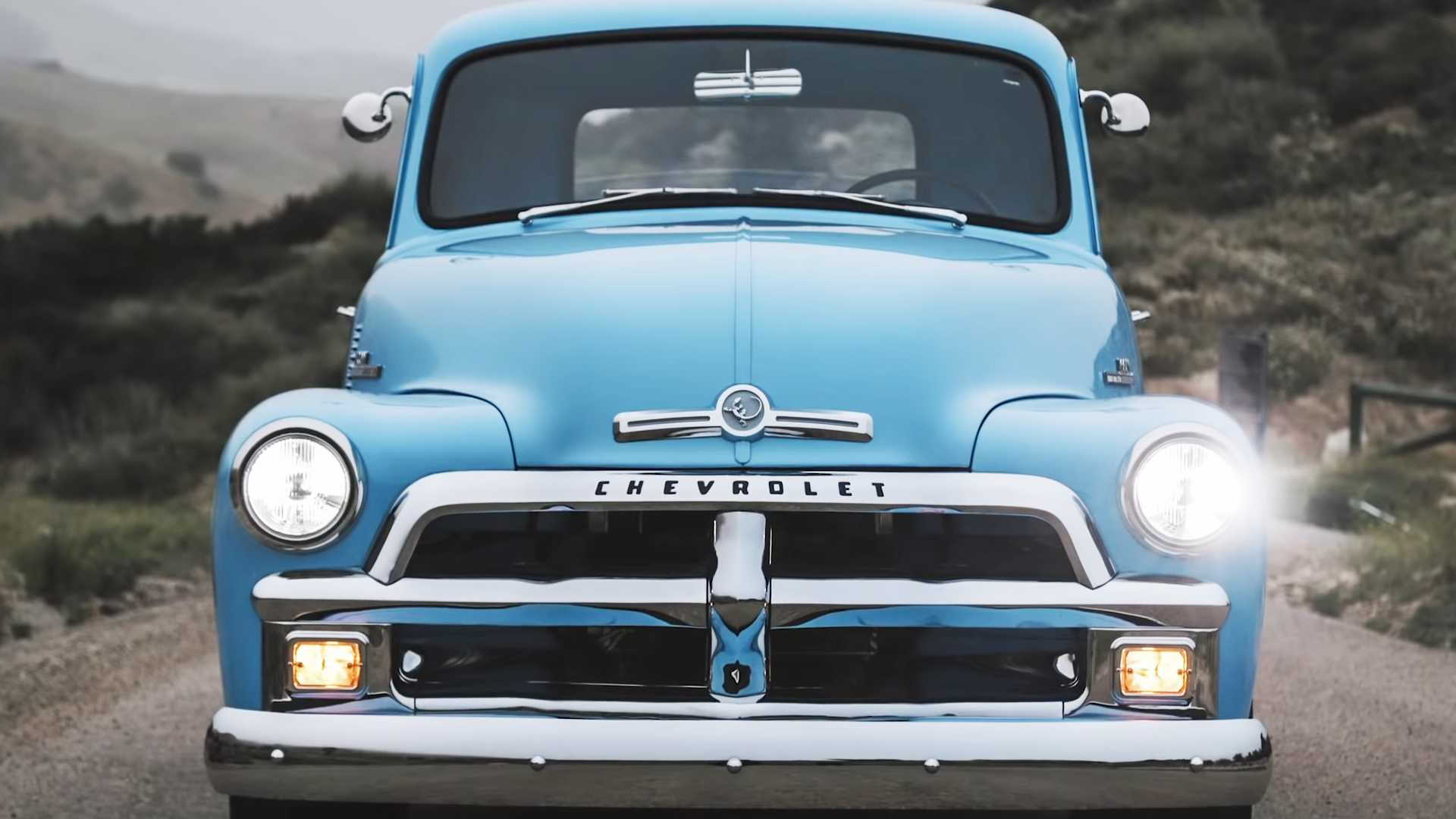 1954 Chevrolet Thriftmaster by Icon