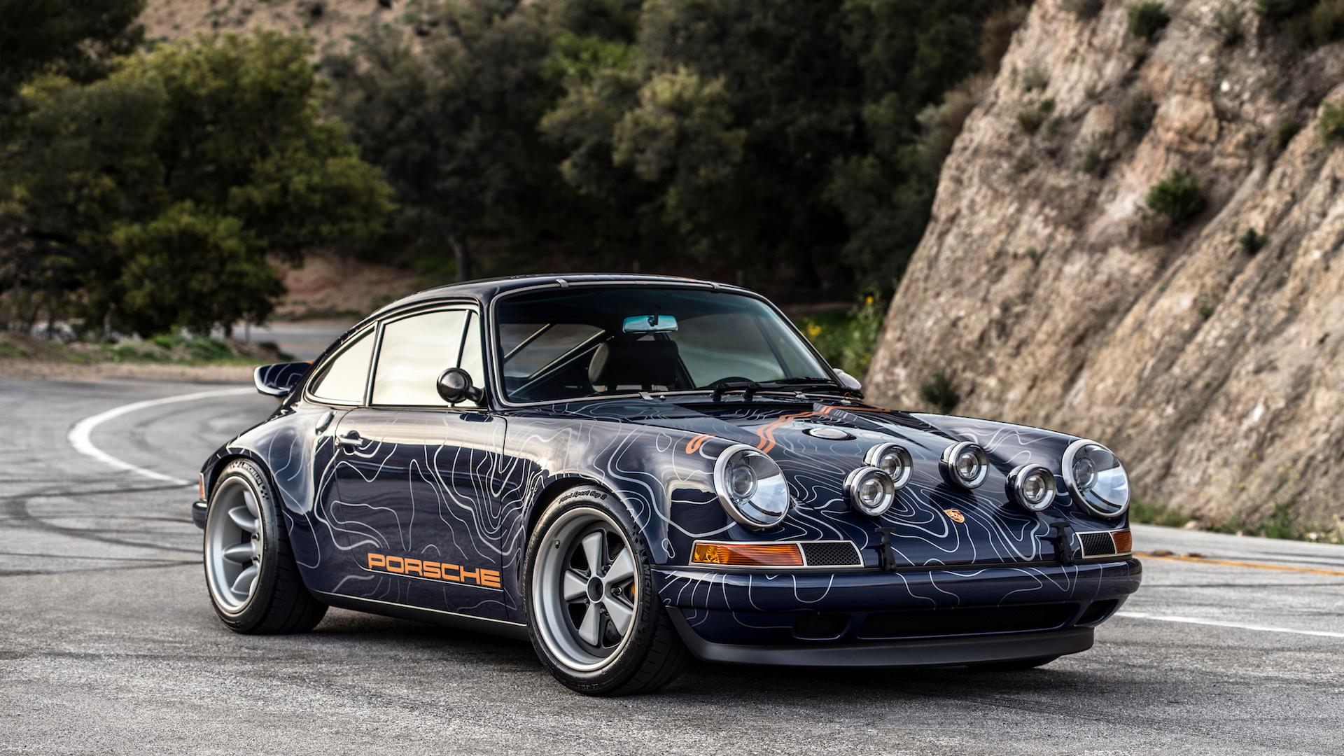 Singer Porsche 911 Mulholland