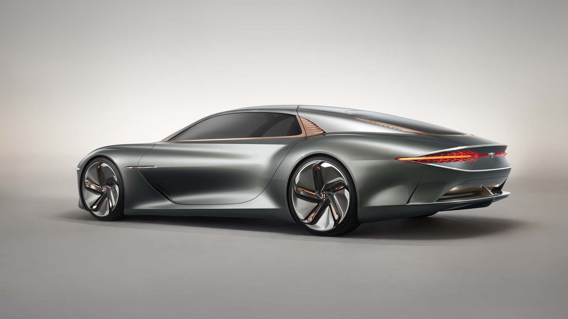 Bentley reveals EXP 100 GT concept