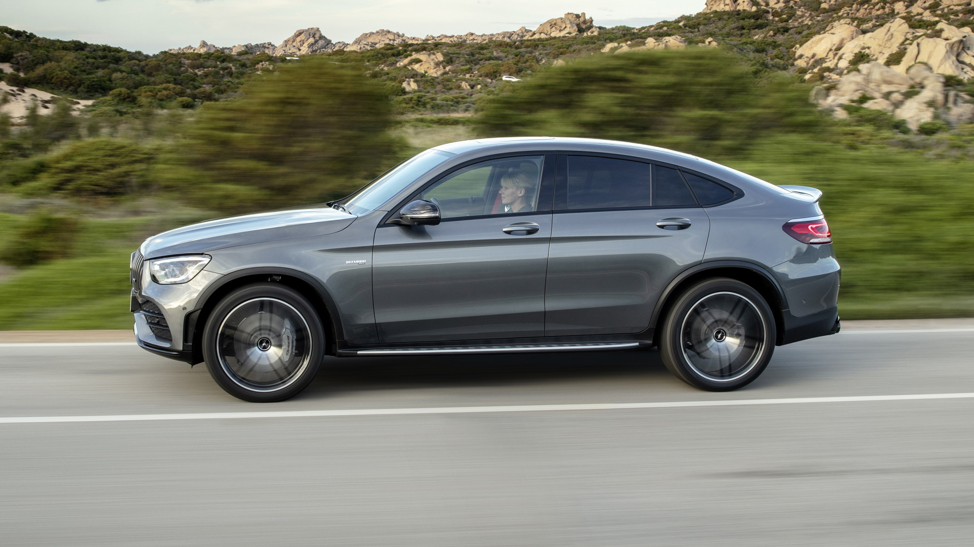 2020 Mercedes-AMG GLC43 Coupe