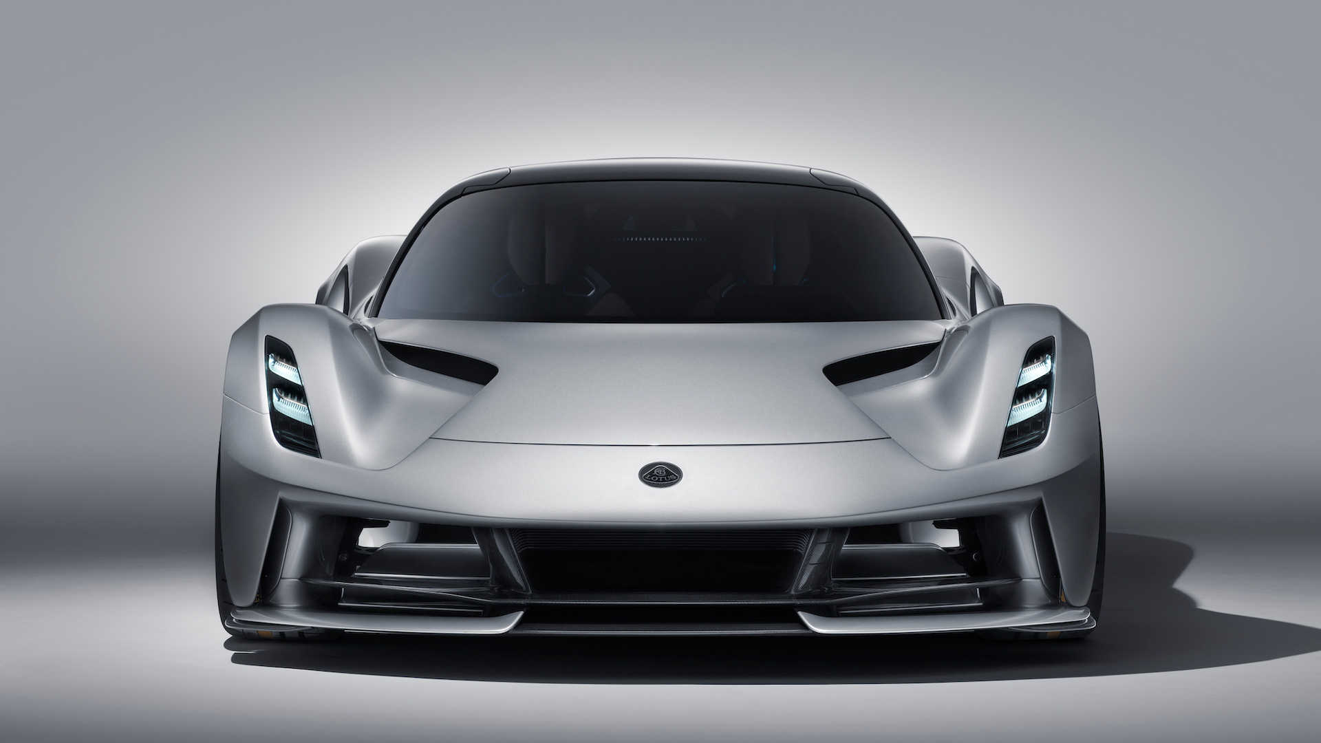 Lotus Evija electric hypercar