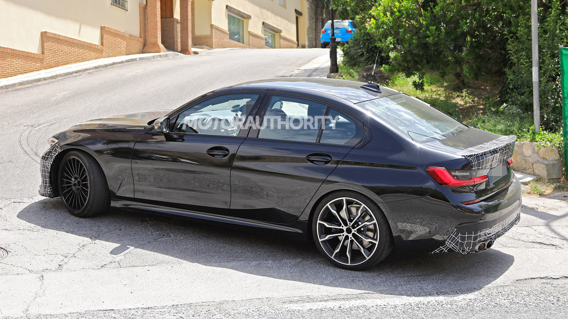 2020 BMW Alpina B3 Biturbo spy shots - Image via S. Baldauf/SB-Medien