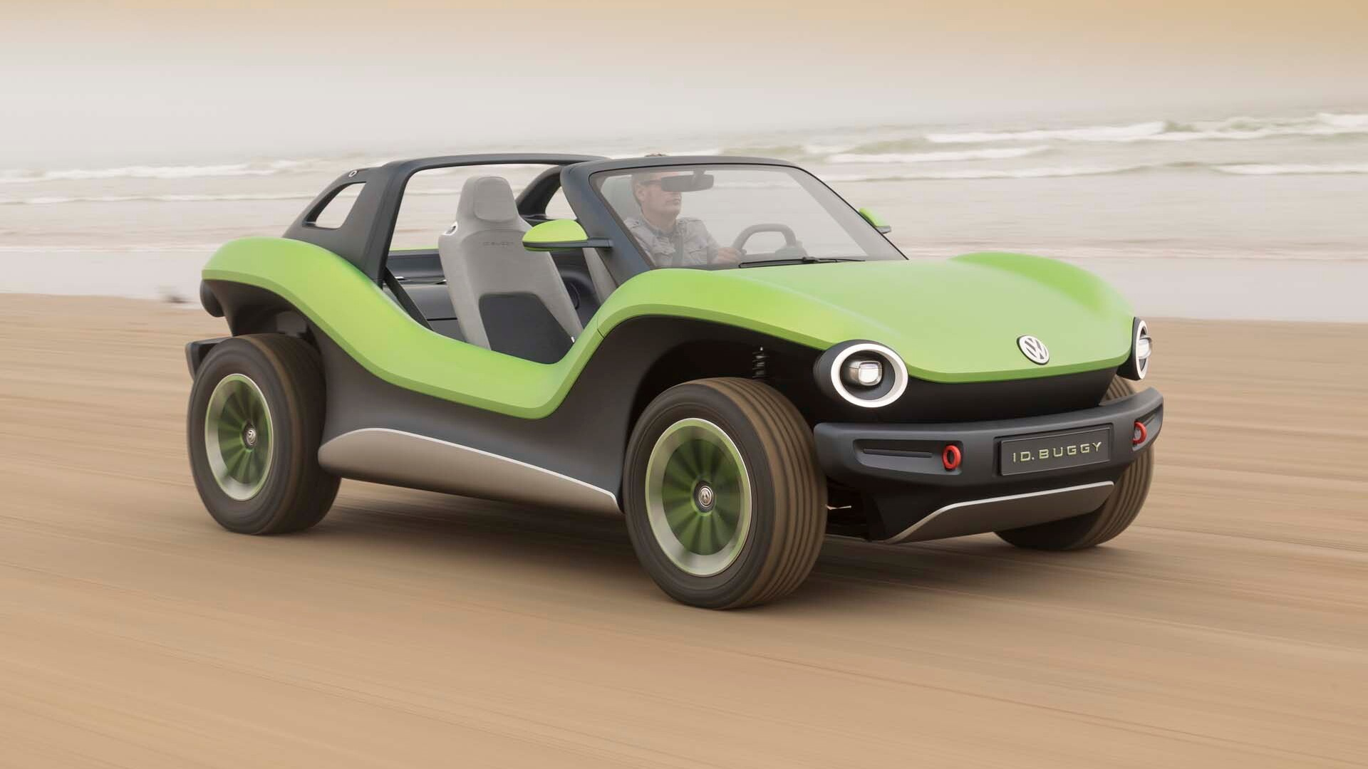 VW ID Buggy Concept first drive