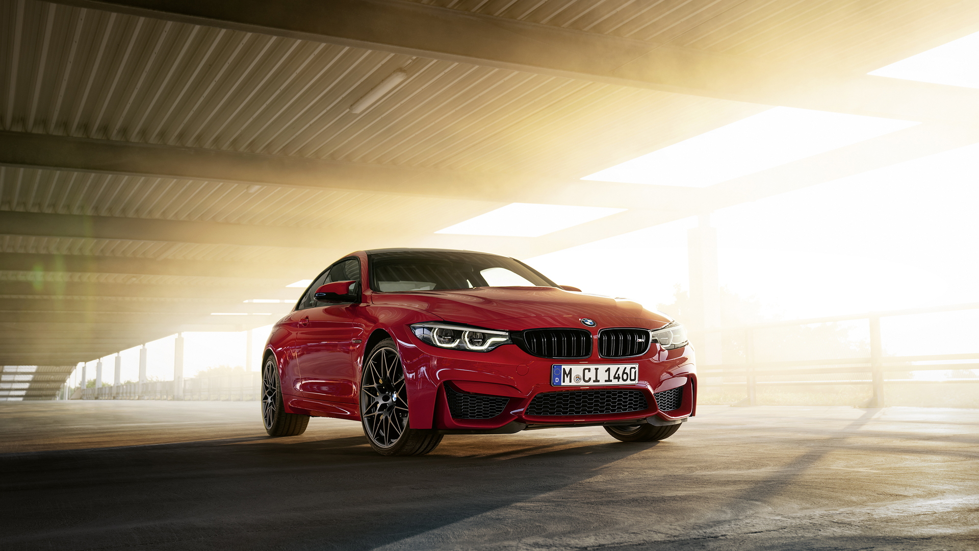 BMW M4 Edition M Heritage Is All About Color Play