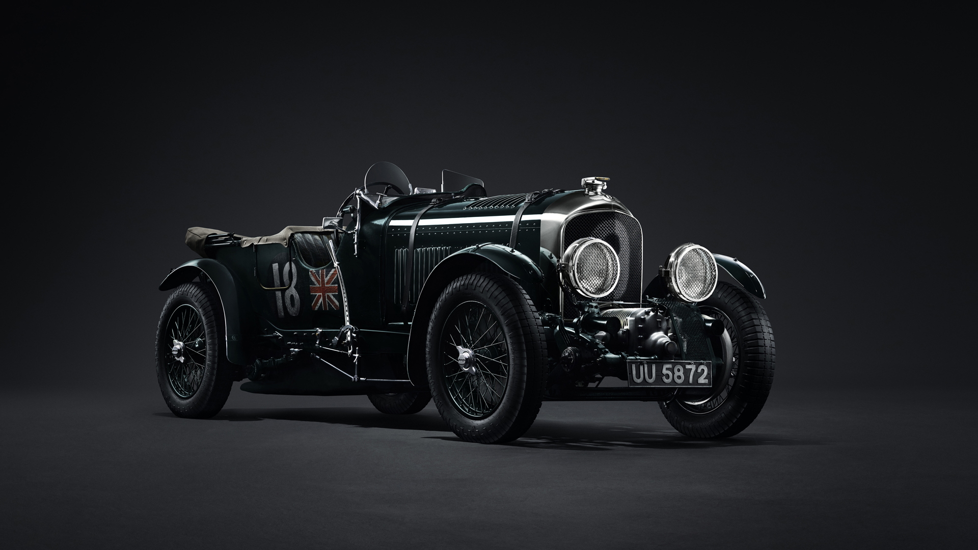 1929 Bentley Team Blower Continuation
