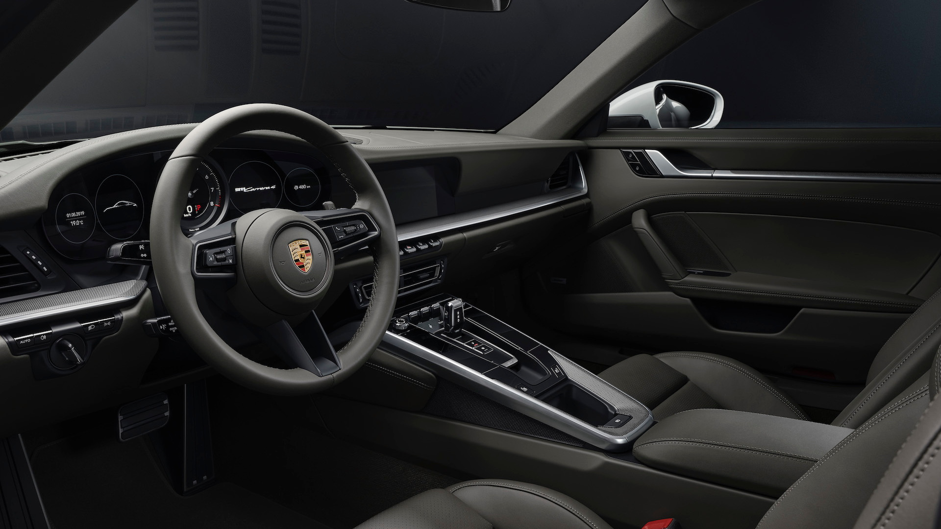 Porsche 911 Carrera 4 | Frankfurt 2019