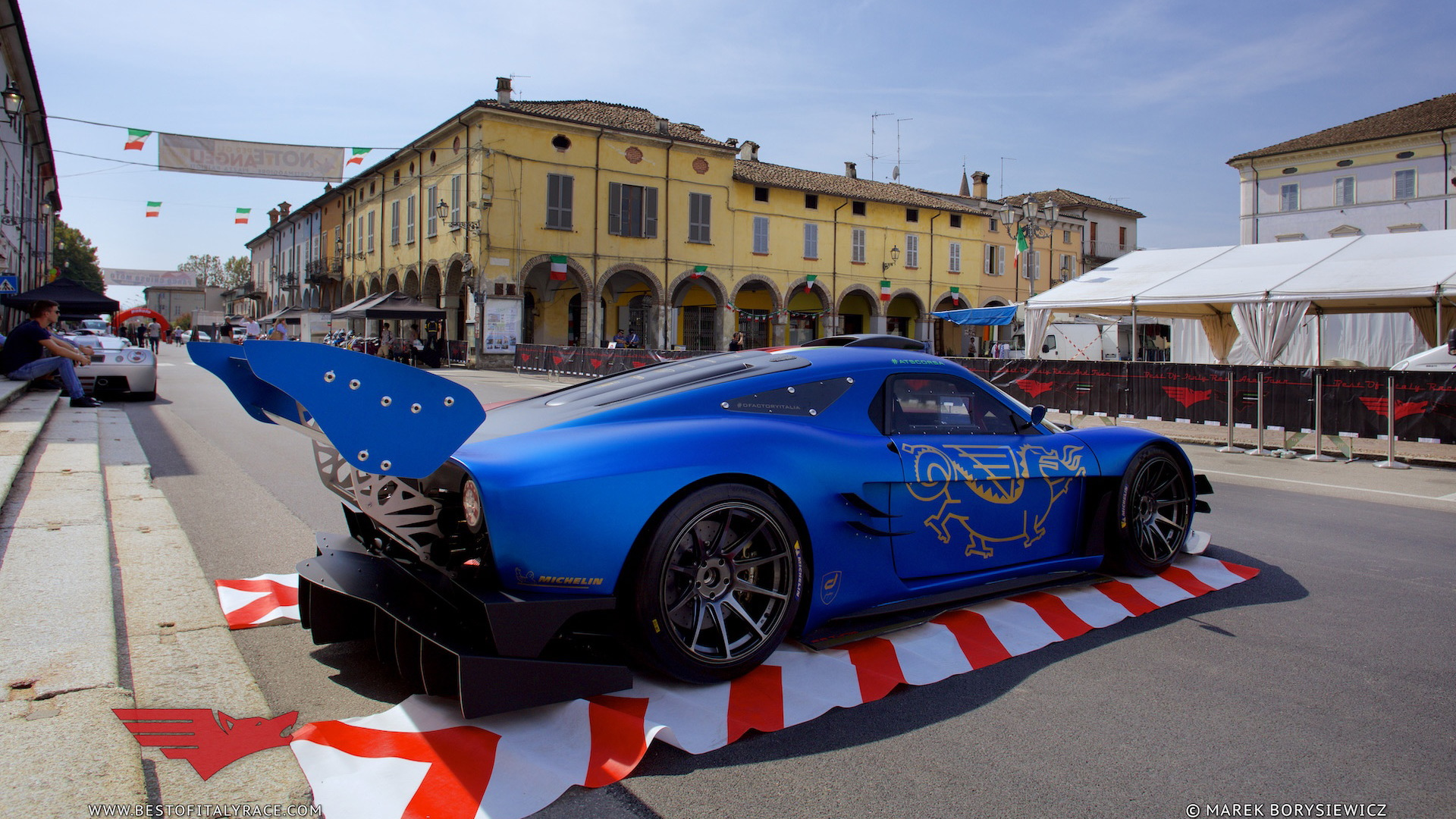 2020 ATS RR Turbo race car