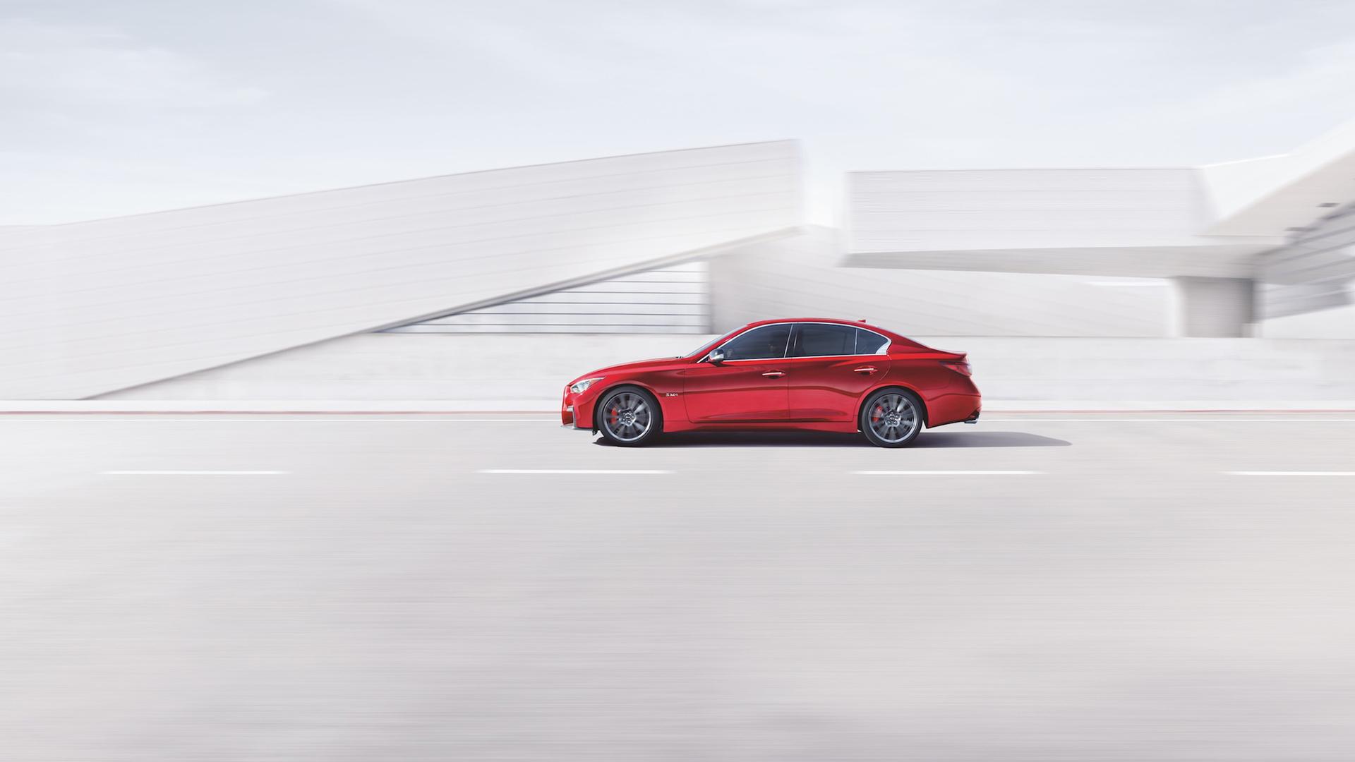 2020 Infiniti Q50 Sedan