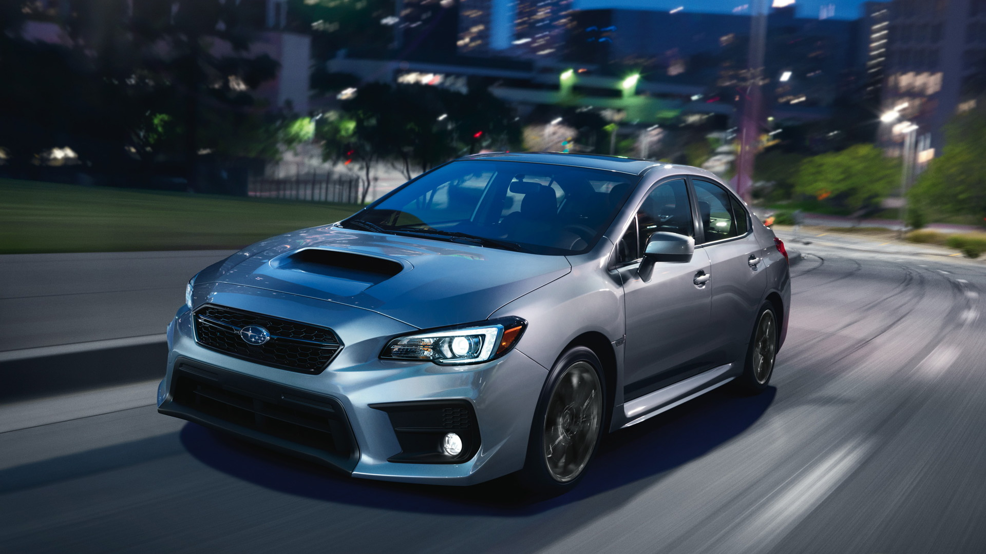 2020 Subaru Wrx And Wrx Sti Preview
