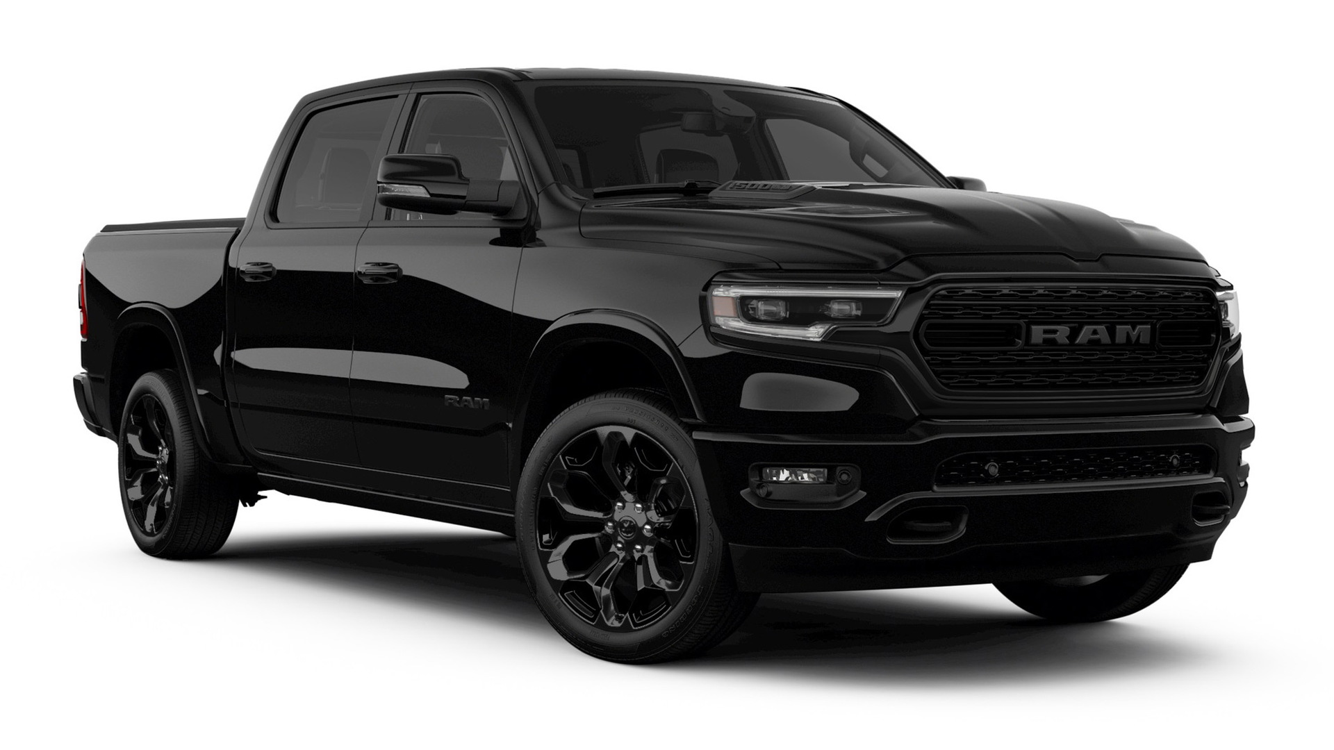 Ram rolls out special editions for its 1500 and Heavy Duty ...