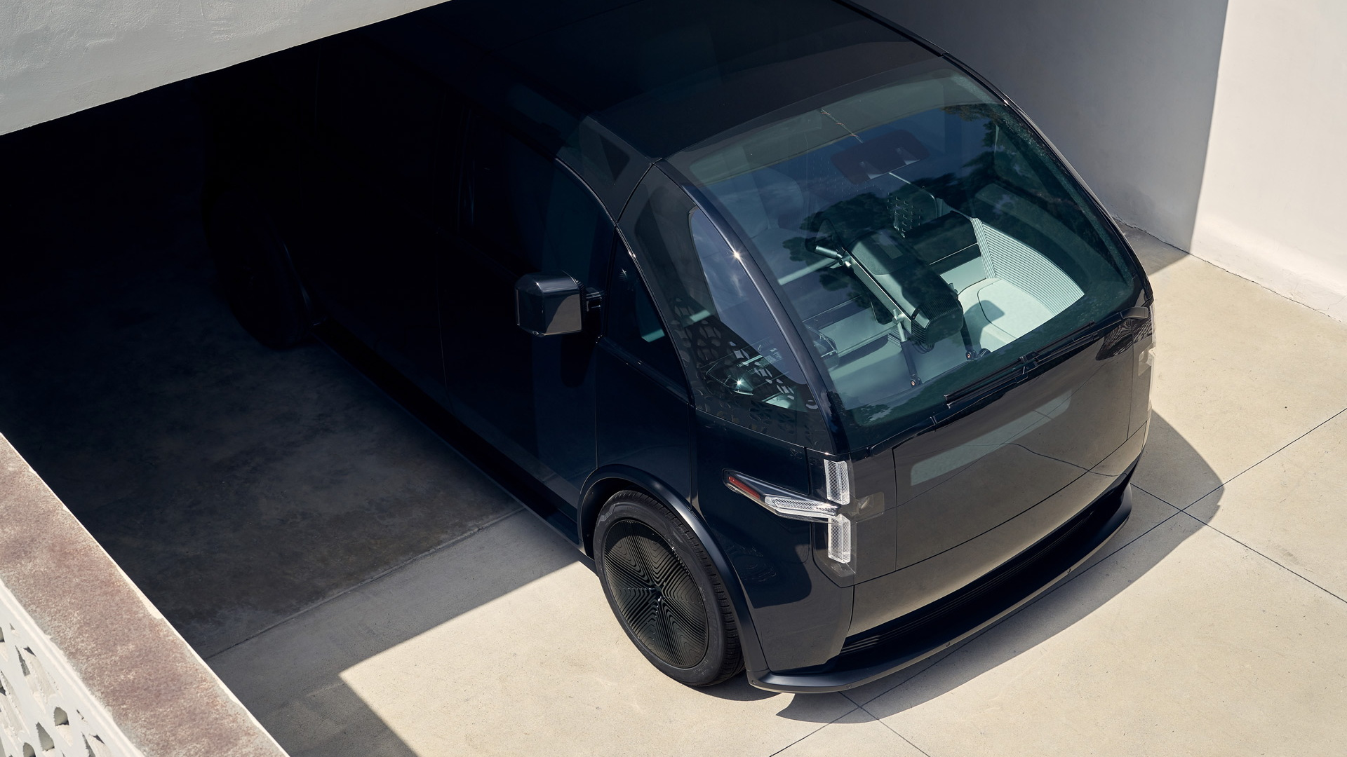 Canoo electric car