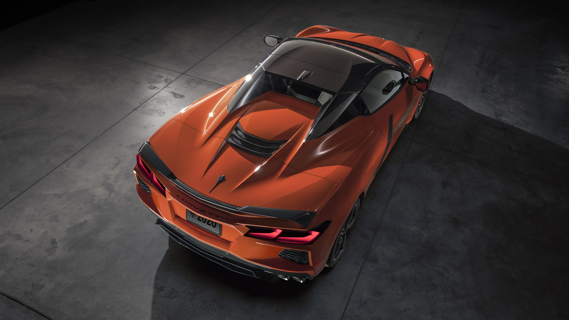 New Chevrolet Corvette Convertible gets folding hardtop