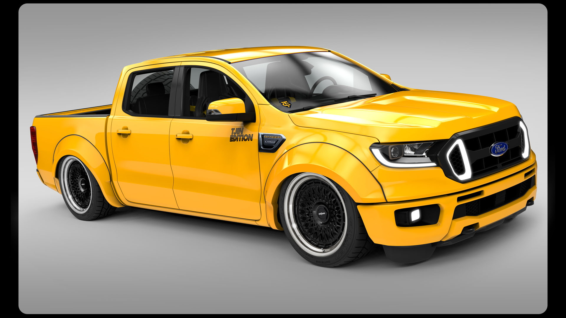 Tjin Edition Ford Ranger SEMA