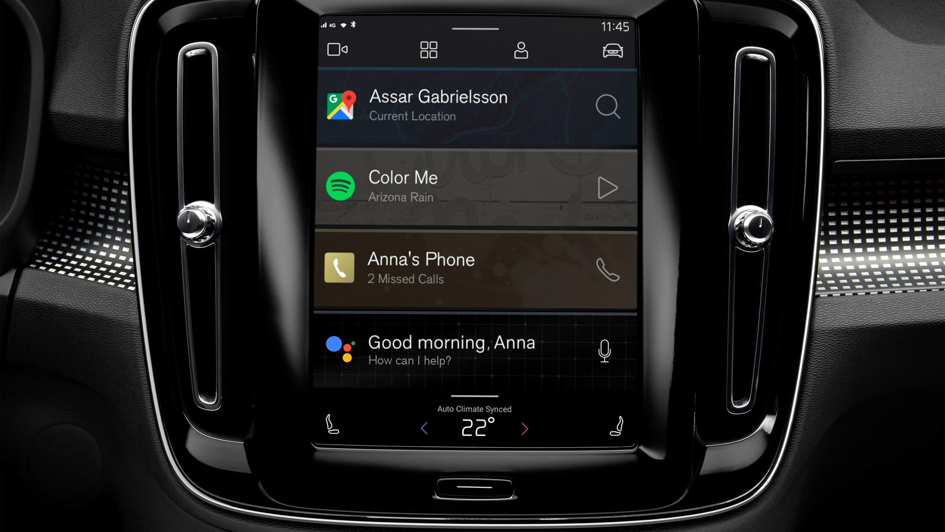 Volvo XC40 EV will feature Android Automotive OS
