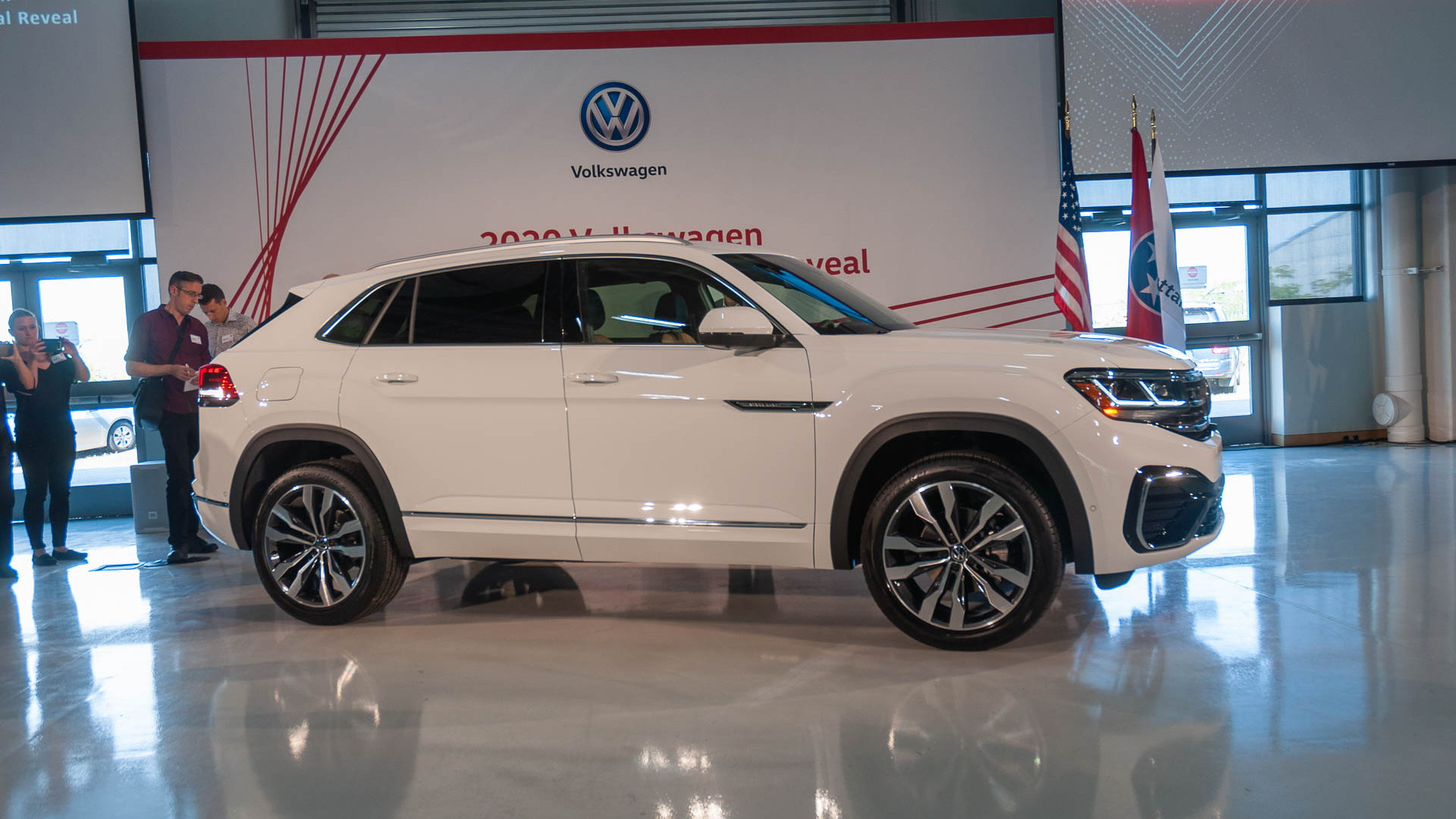 2020 Volkswagen Atlas Cross Sport Arrives As The People S