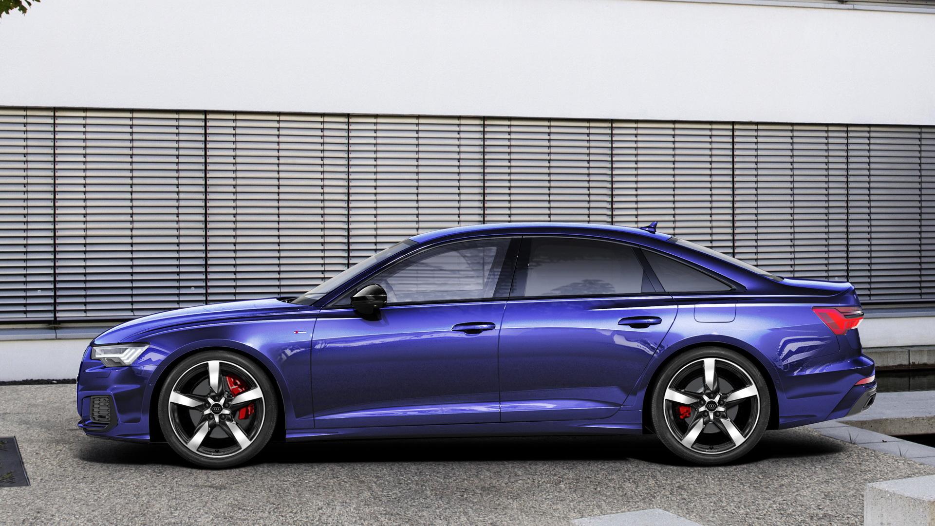 2020 Audi A6 55 TFSI e (European spec)