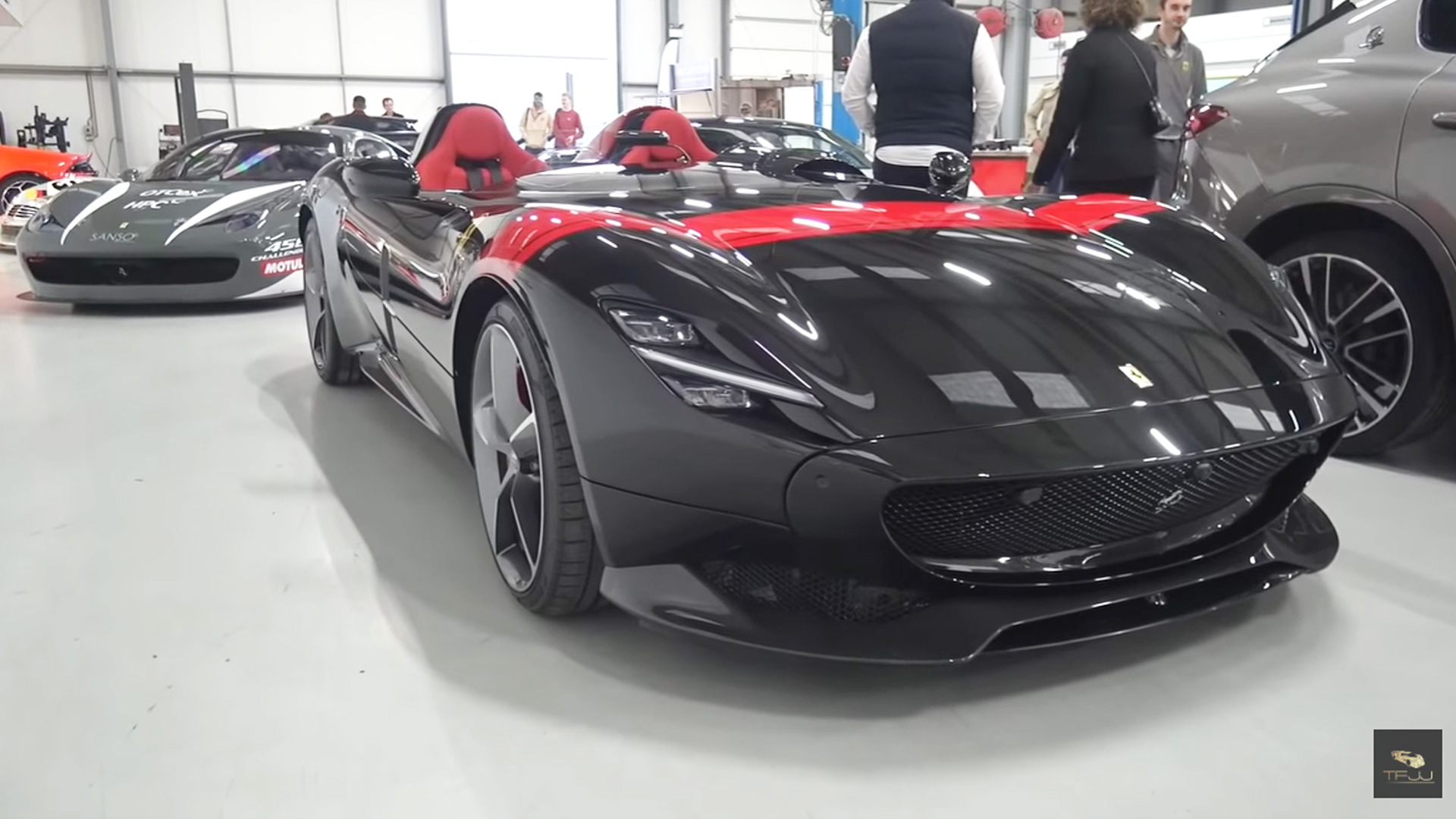 Ferrari Monza SP2 video
