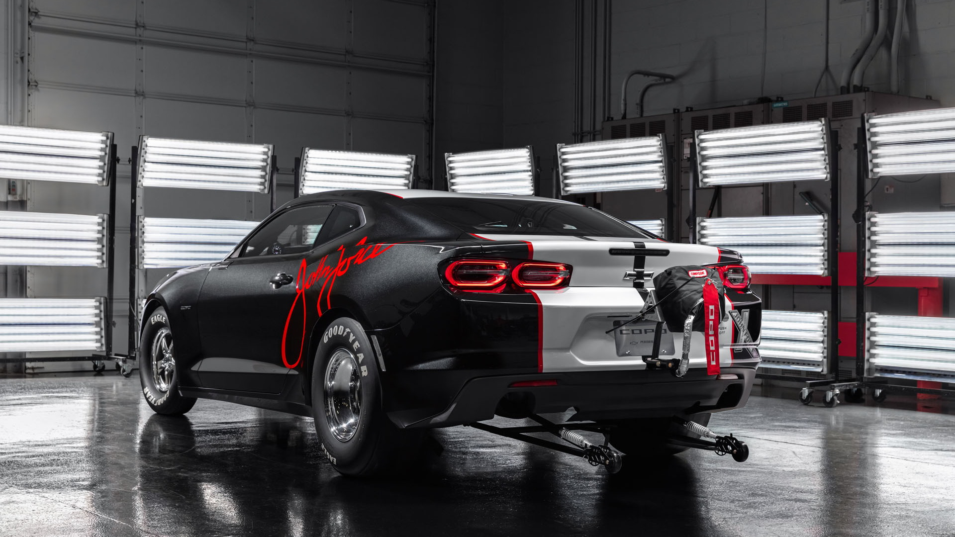 2020 COPO Camaro John Force Edition