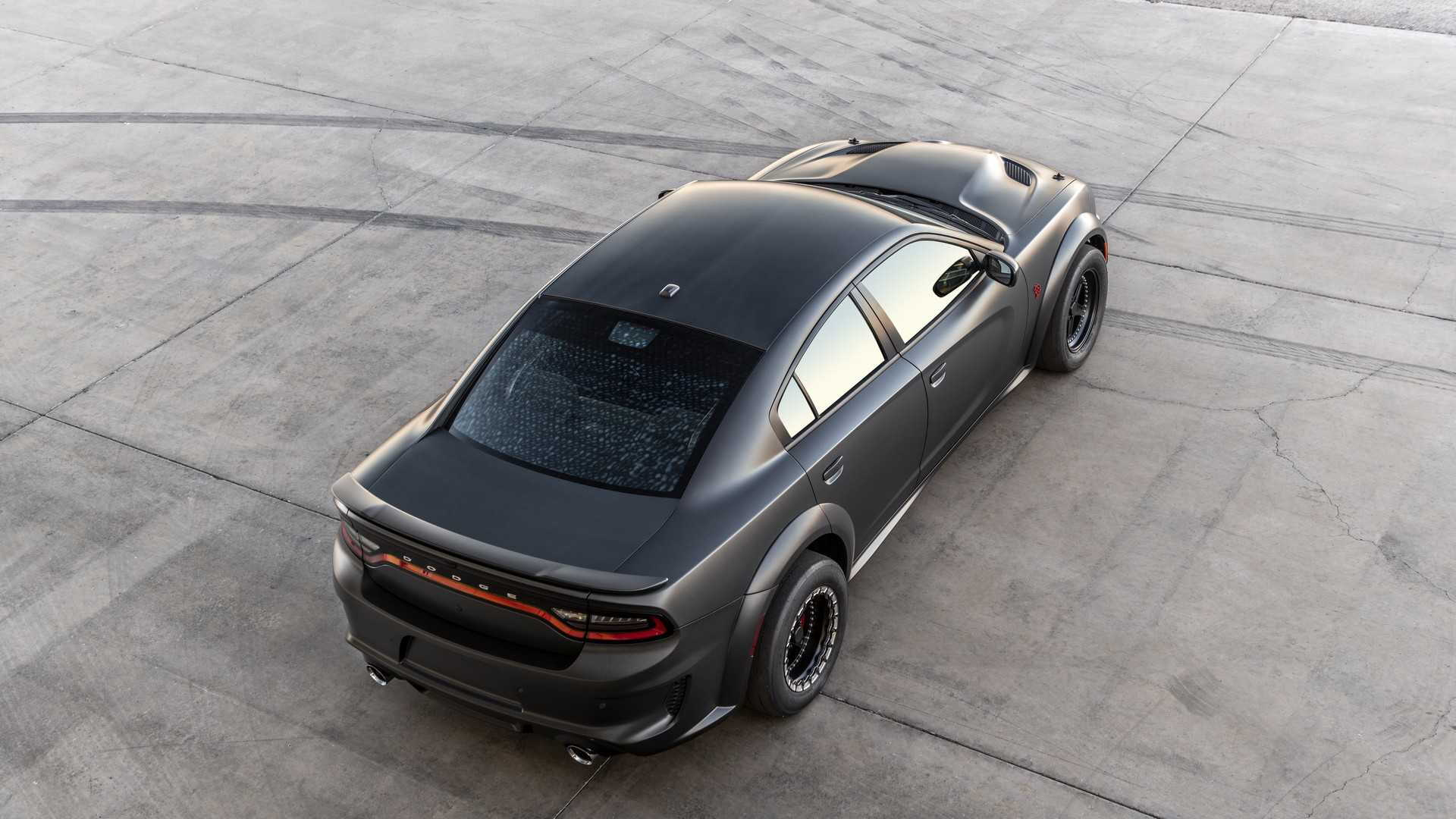 2020 Dodge Charger SRT Hellcat Widebody by SpeedKore Performance Group