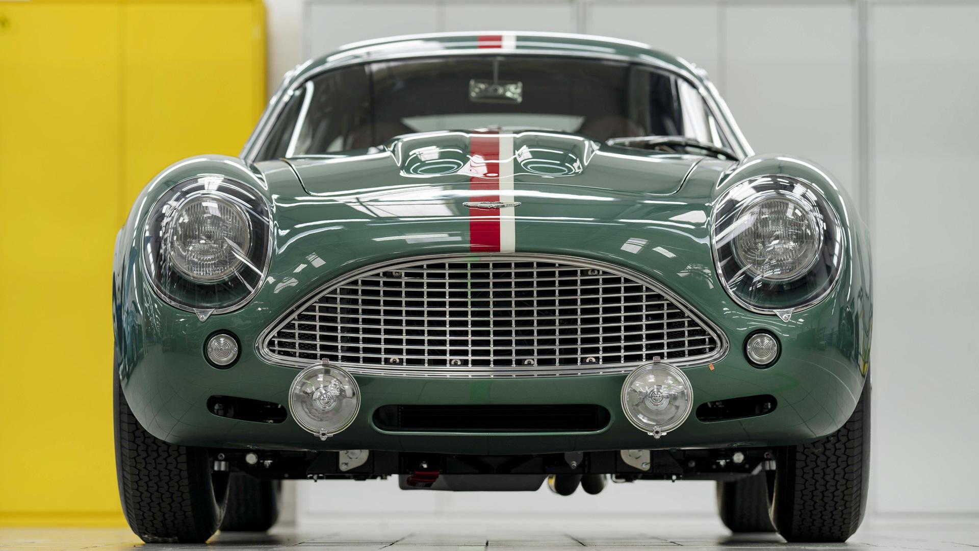 2019 Aston Martin DB4 GT Zagato continuation car