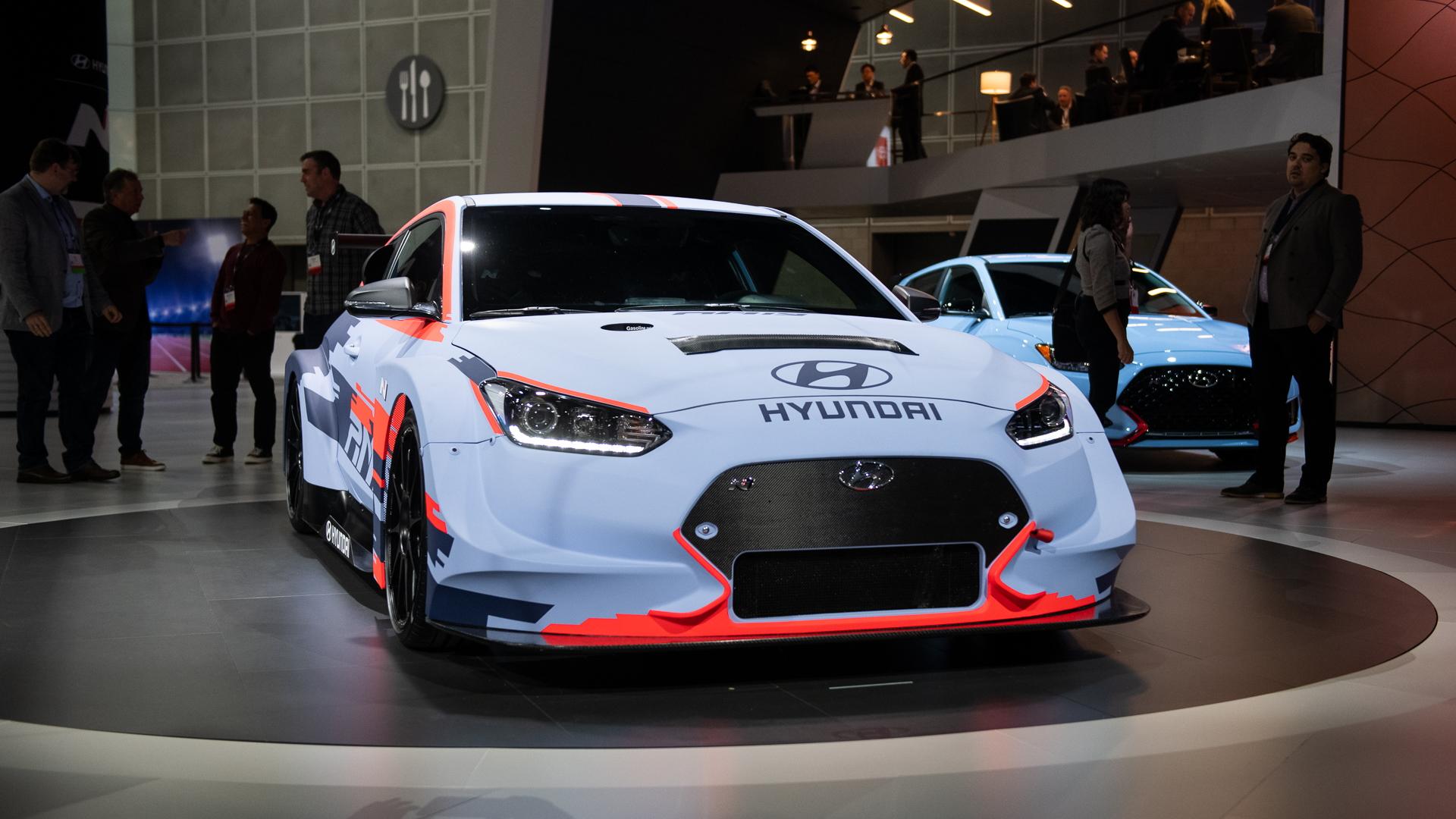 Hyundai RM19, 2019 LA Auto Show