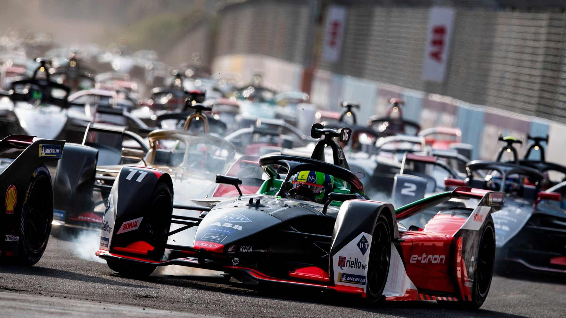 2019/2020 Formula E Diriyah E-Prix