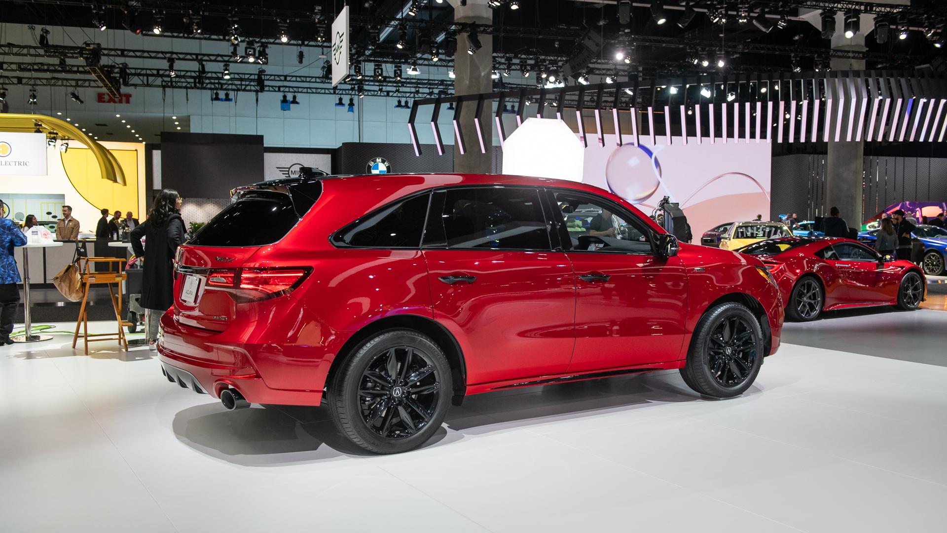 2020 Acura MDX PMC