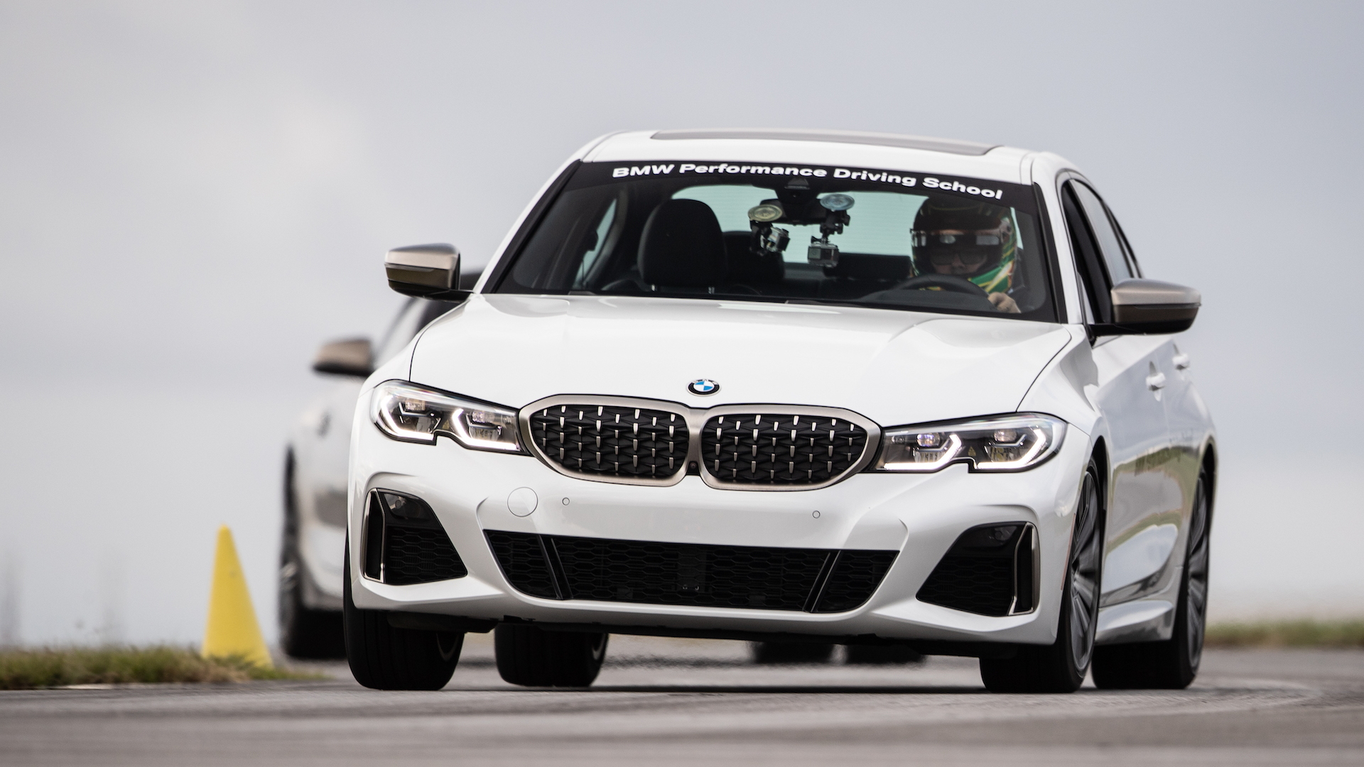 2020 BMW M340i at BMW Test Fest, Nobember, 2019