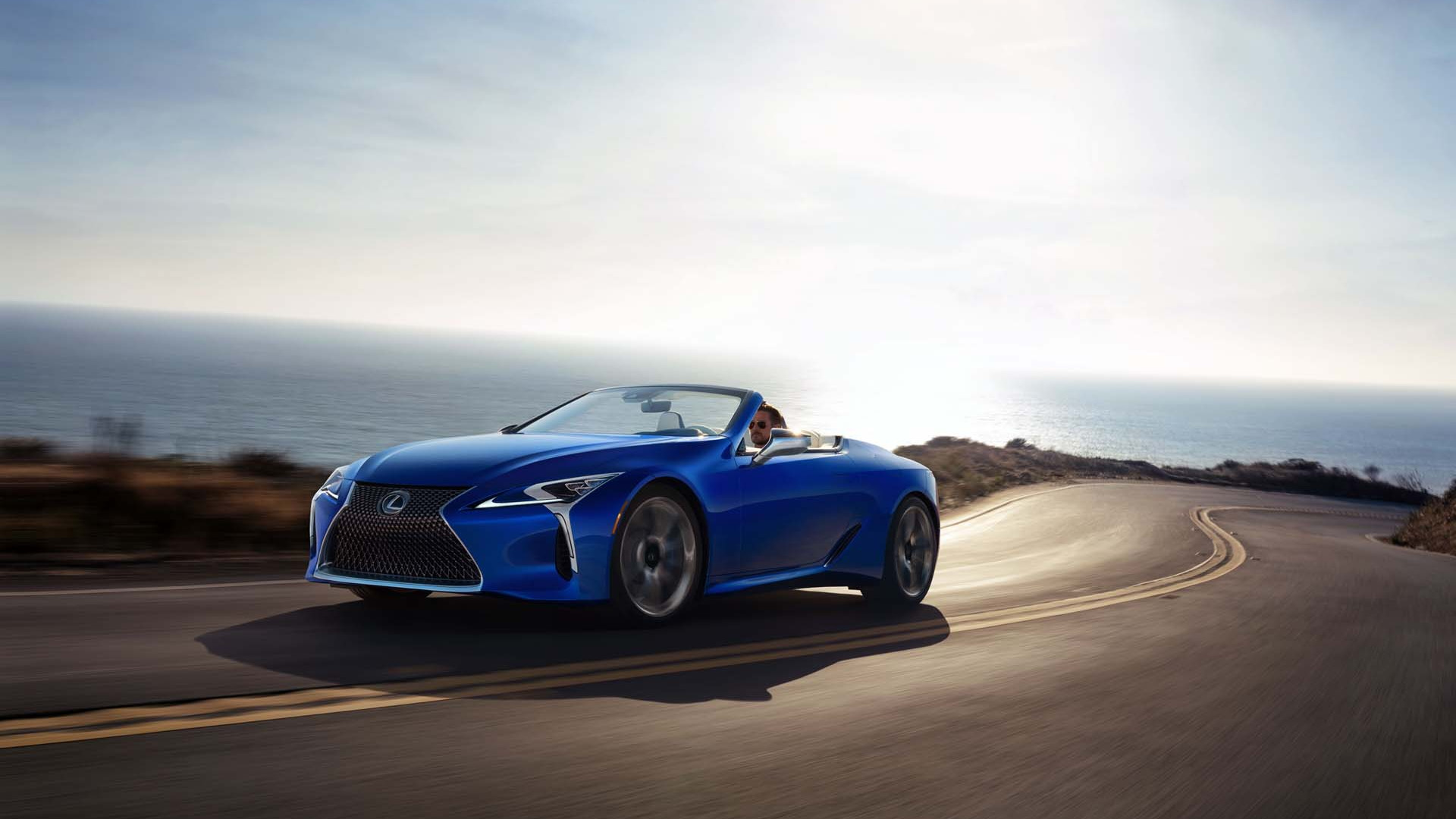 2021 Lexus LC Inspiration Series Launch Exclusive 1 of 1