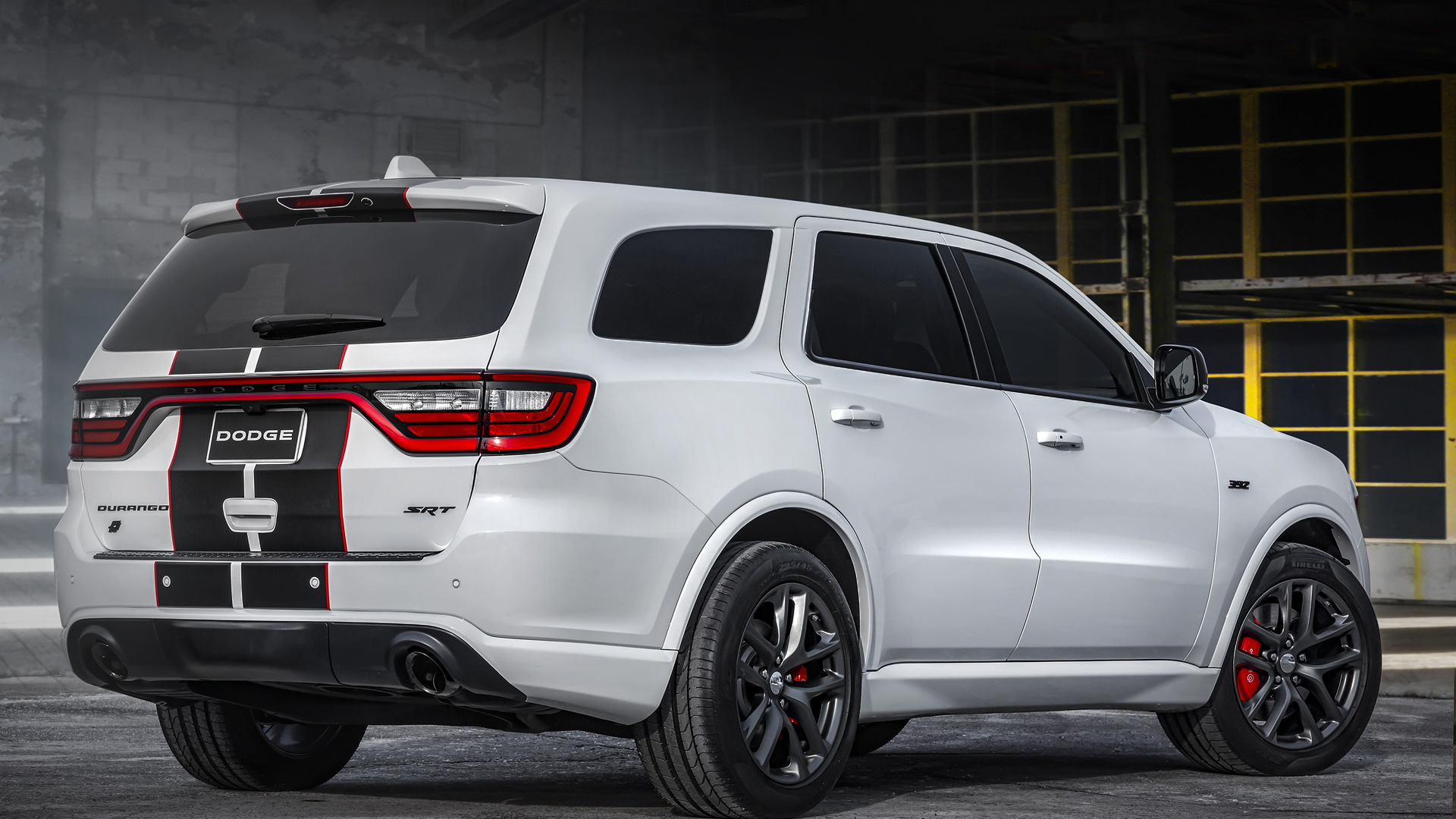 2020 Dodge Durango Srt Brings The Style With Black And Redline Stripe Packs
