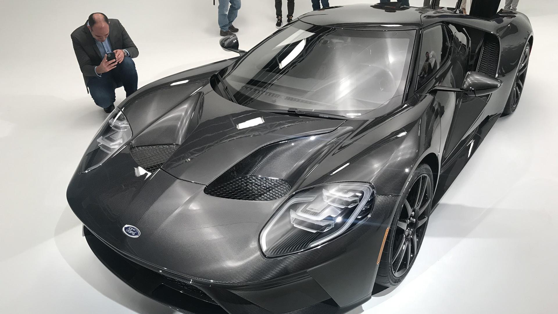 2020 Ford Gt Heritage Liquid Carbon Edition Price