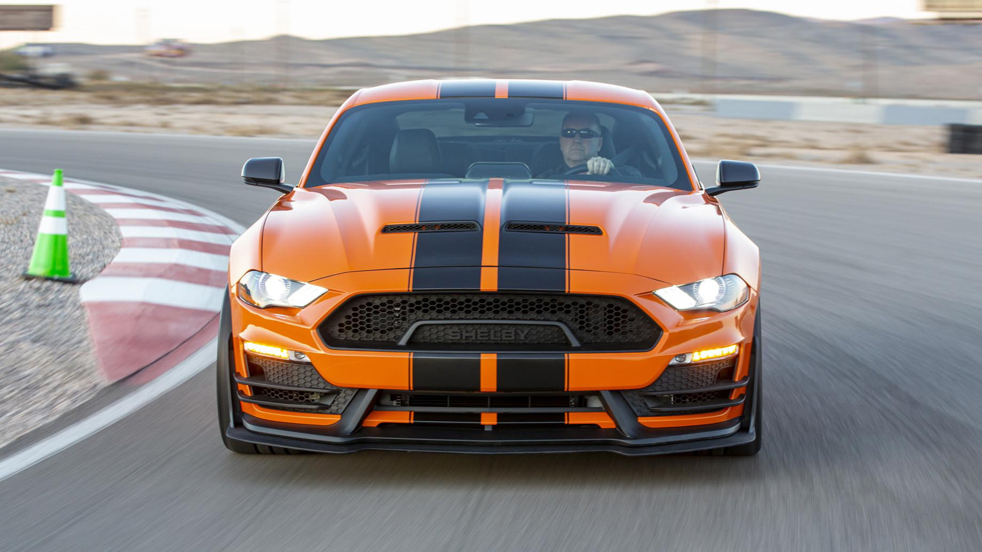 2020 Carroll Shelby Signature Series Mustang