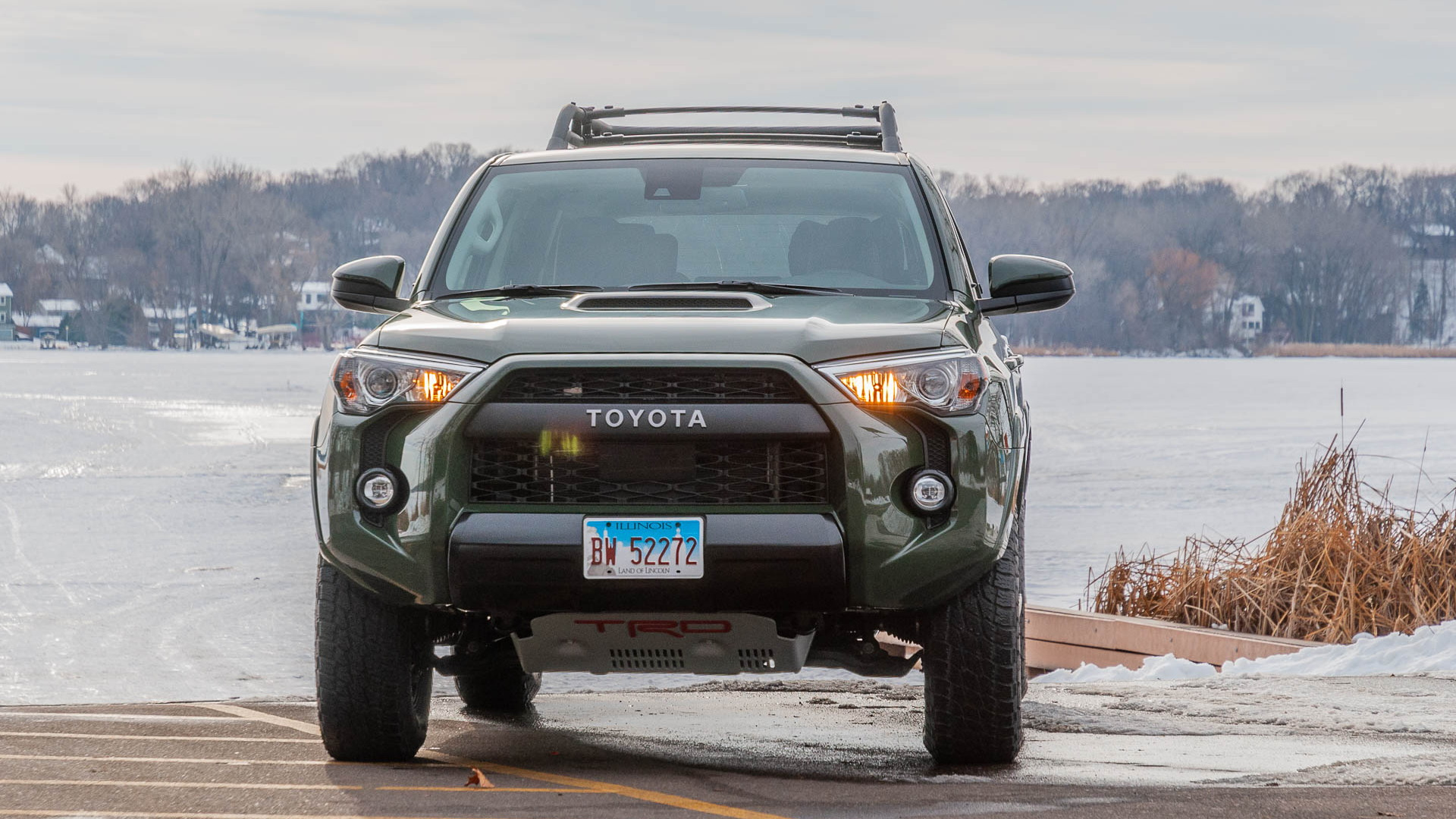 First Drive Review 2020 Toyota 4runner Trd Pro Gets Injected With Modern Technology